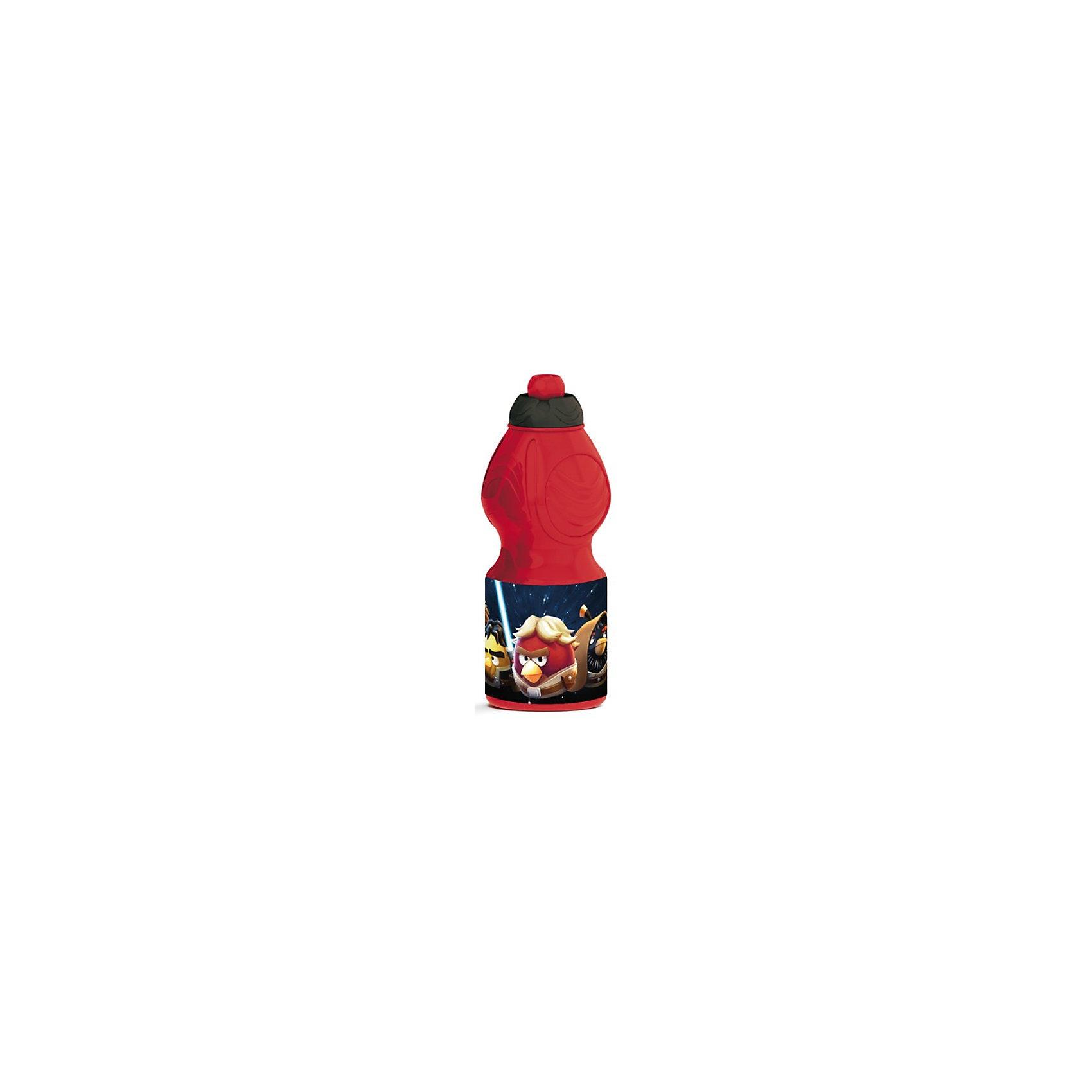 Бутылочка для воды Angry Birds (400 мл)