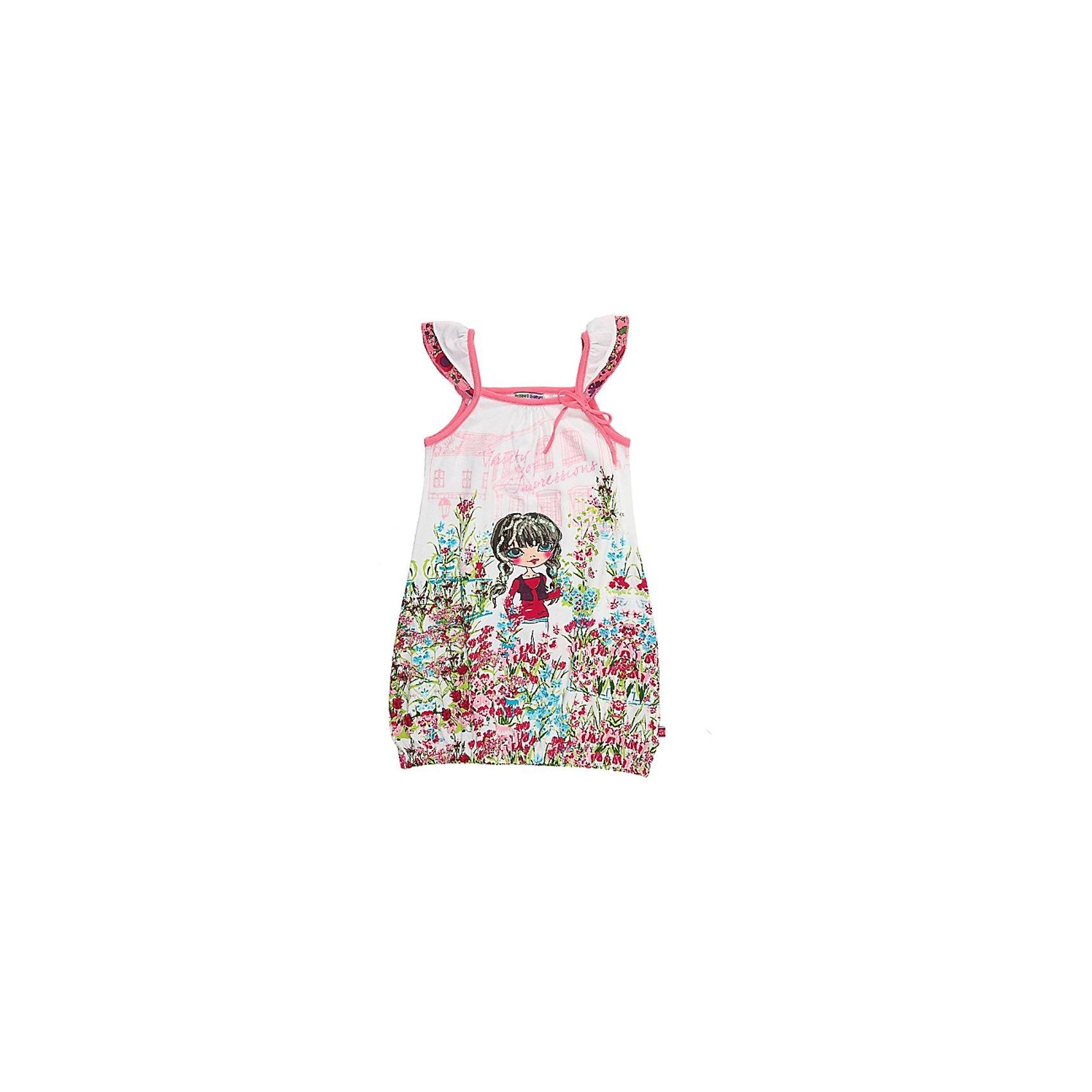 Комплект: футболка и брюки для девочки Sweet Berry