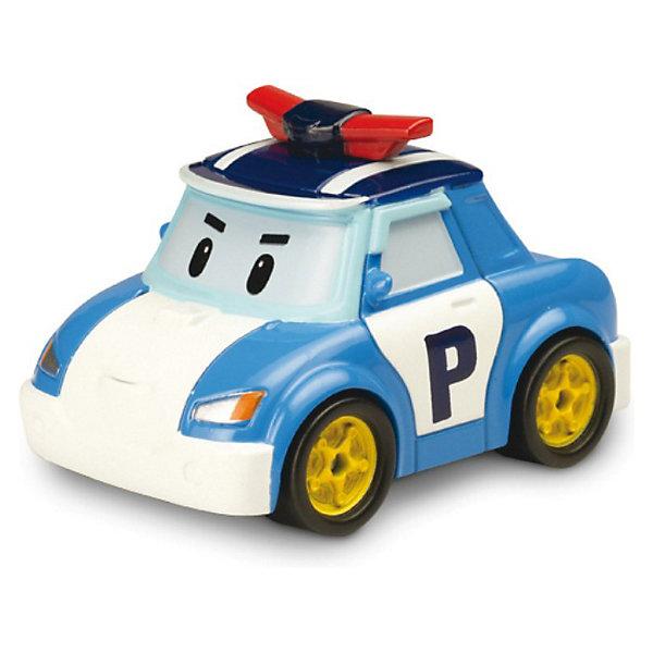 Игрушка Металлическая машинка Поли, 6 см, Робокар ПолиИгрушки<br>Металлическая машинка Поли, 6 см, Робокар Поли (Robocar Poli)  представляет собой небольшой полицейский автомобильчик - главу супер команды спасателей мультсериала про Поли и его друзей живущих в необычном городке Брумстаун, в котором машины живут наравне с людьми. Все машинки городка Брумстаун умеют говорить и у каждого героя есть свое дело. В этом городе все друг друга знают и все дружат. Именно, командная работа позволяет всем жителям городка справляться со всеми сложностями, выручать и поддерживать друг друга. <br>Металлическая машинка Поли сделана для мальчишек, которые любят следить за приключениями автомобилей-спасателей из мультфильма Робокар Поли и его друзья (Robocar Poli). Эта игрушка является точной копией главного персонажа сериала. Ваш сын, получив в подарок этот автомобиль, захочет собрать всю коллекцию своих любимых героев.<br><br>Дополнительная информация: <br><br>- металлическая машинка  Поли безопасна для ребенка в возрасте от трех лет и старше: материалы, которые использовались при производстве игрушки, не вызывают у крохи аллергию и абсолютно нетоксичны;<br> - автомобиль отличается обтекаемым корпусом и полным отсутствием острых углов;<br>- прочный материал (металл) позволяет ребенку достаточно активно играть машинкой: врезаться, переворачиваться;<br>- на корпусе автомобиля есть специальный знак, говорящий о соответствии игрушки европейским стандартам качества;<br>-  маневрируя автомобилем, мальчик совершенствует общую координацию движений, в том числе и рук;<br>- игра с маленькими машинками является хорошей тренировкой мелкой моторики;<br>- придумывая сюжет или воссоздавая знакомые сцены из мультфильма, ребенок развивает фантазию, память и учится подражать;<br>- размер игрушки - 6 см;<br>- размер упаковки: 14 х 16 х 5 см;<br>- материал  игрушки - металл;<br>- вес игрушки  0,14 кг.<br><br>Металлическую машинку Поли, 6 см, Робокар Поли (Robocar Poli)  Вы можете купить в нашем интерн