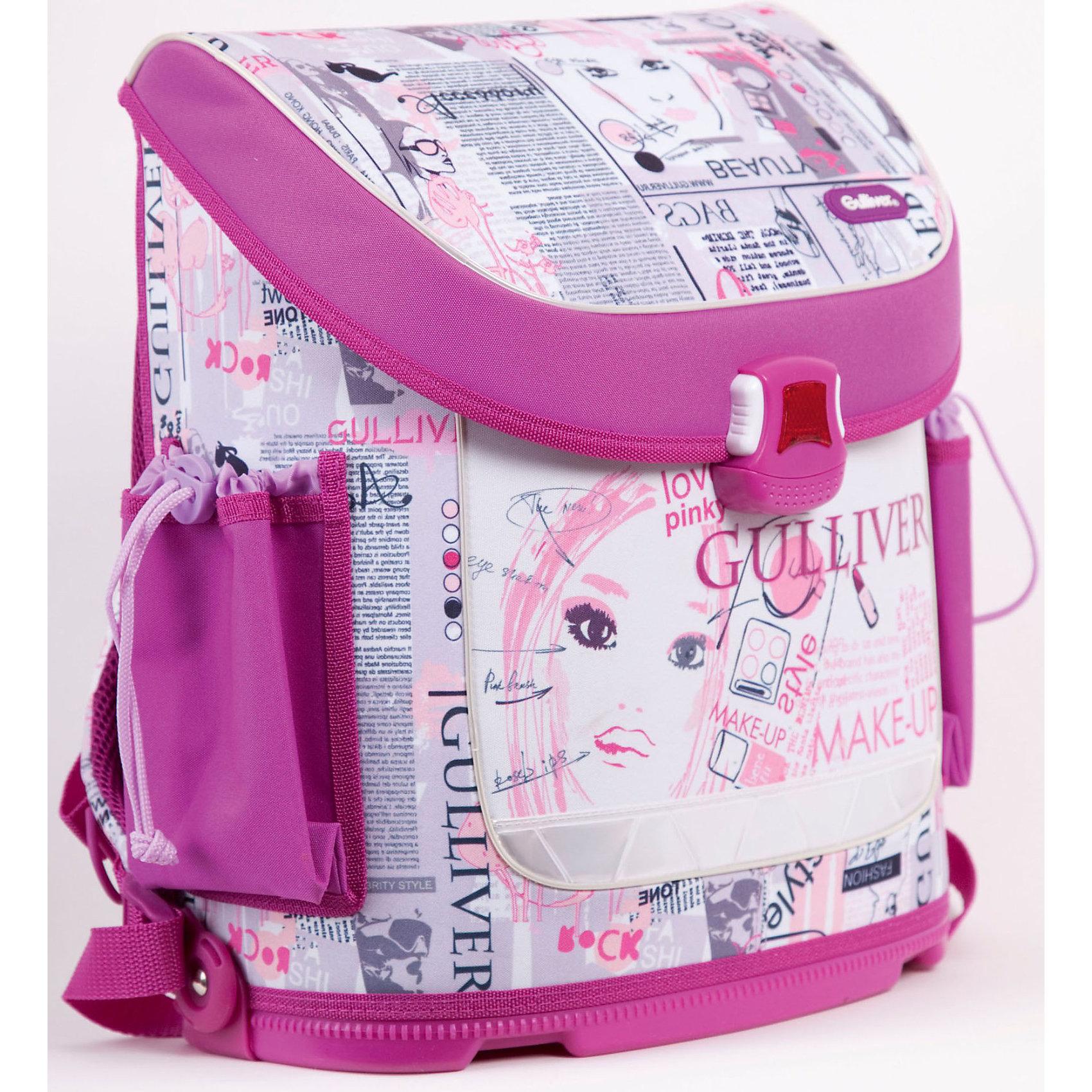 Ортопедический рюкзак Красотка, Gulliver