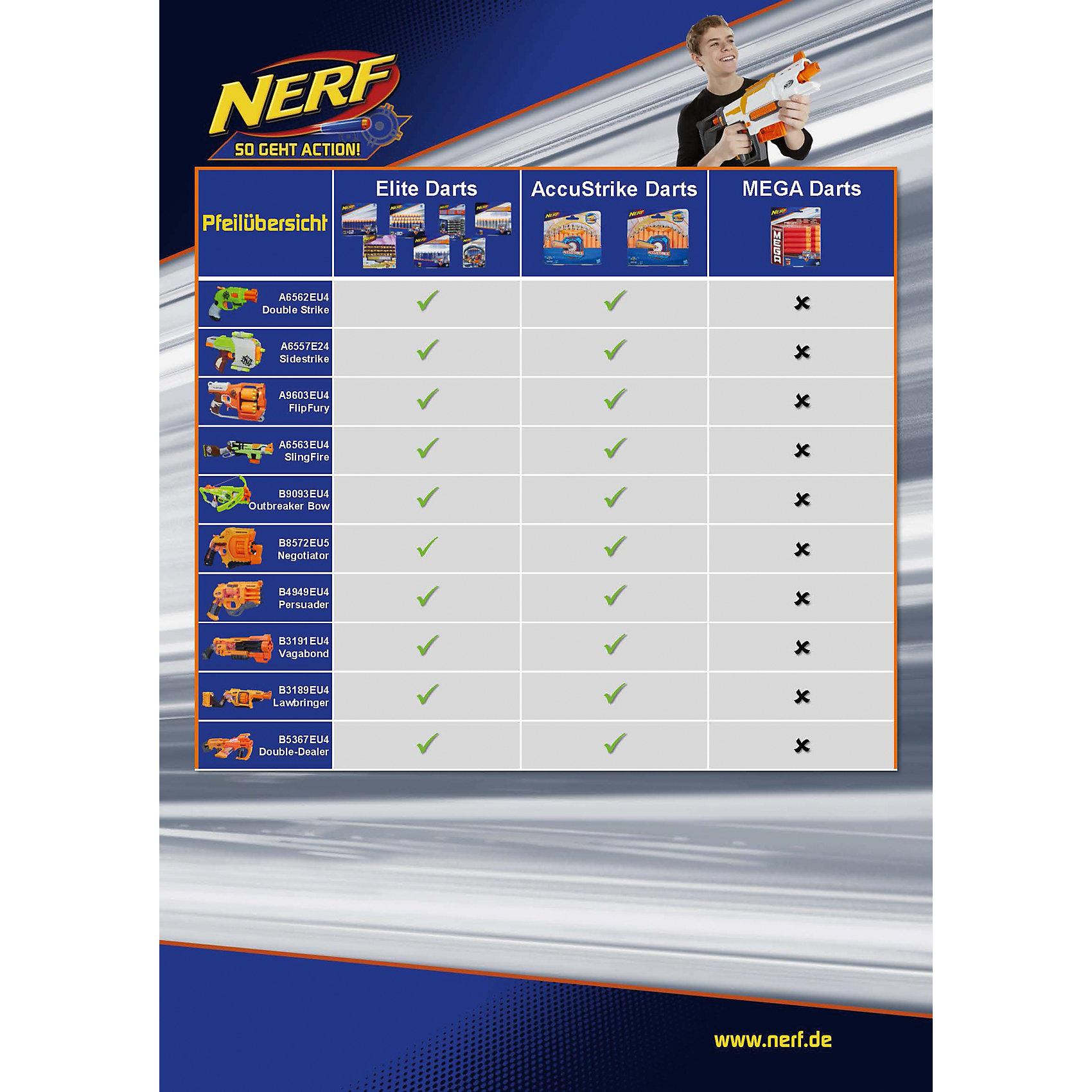 ���� ���������� � 5 �����, NERF (Hasbro)