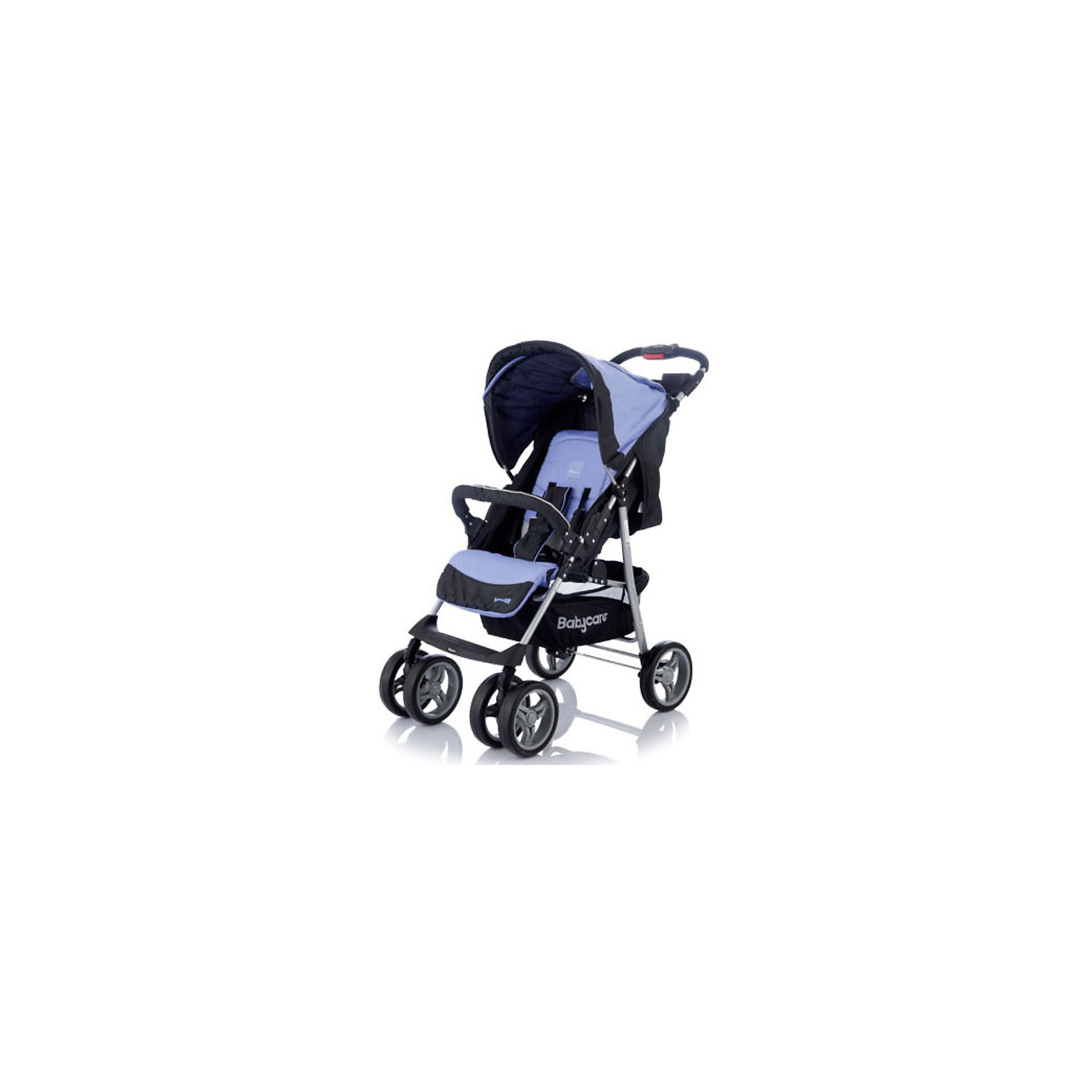 Baby Care Прогулочная коляска Voyager, Baby Care, фиолетовый прогулочная коляска cool baby kdd 6699gb t fuchsia light grey
