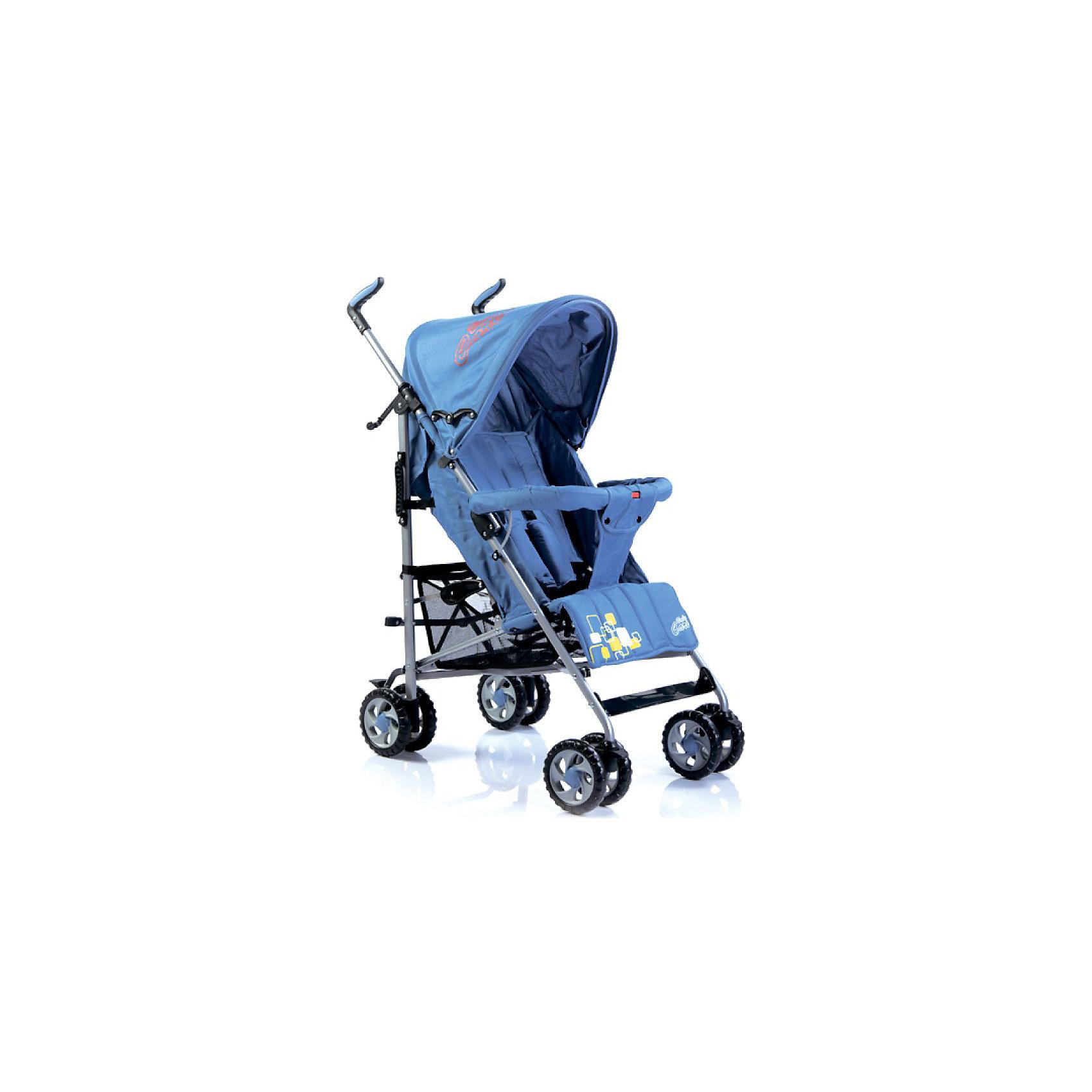 Коляска-трость CityStyle, Baby Care, голубой