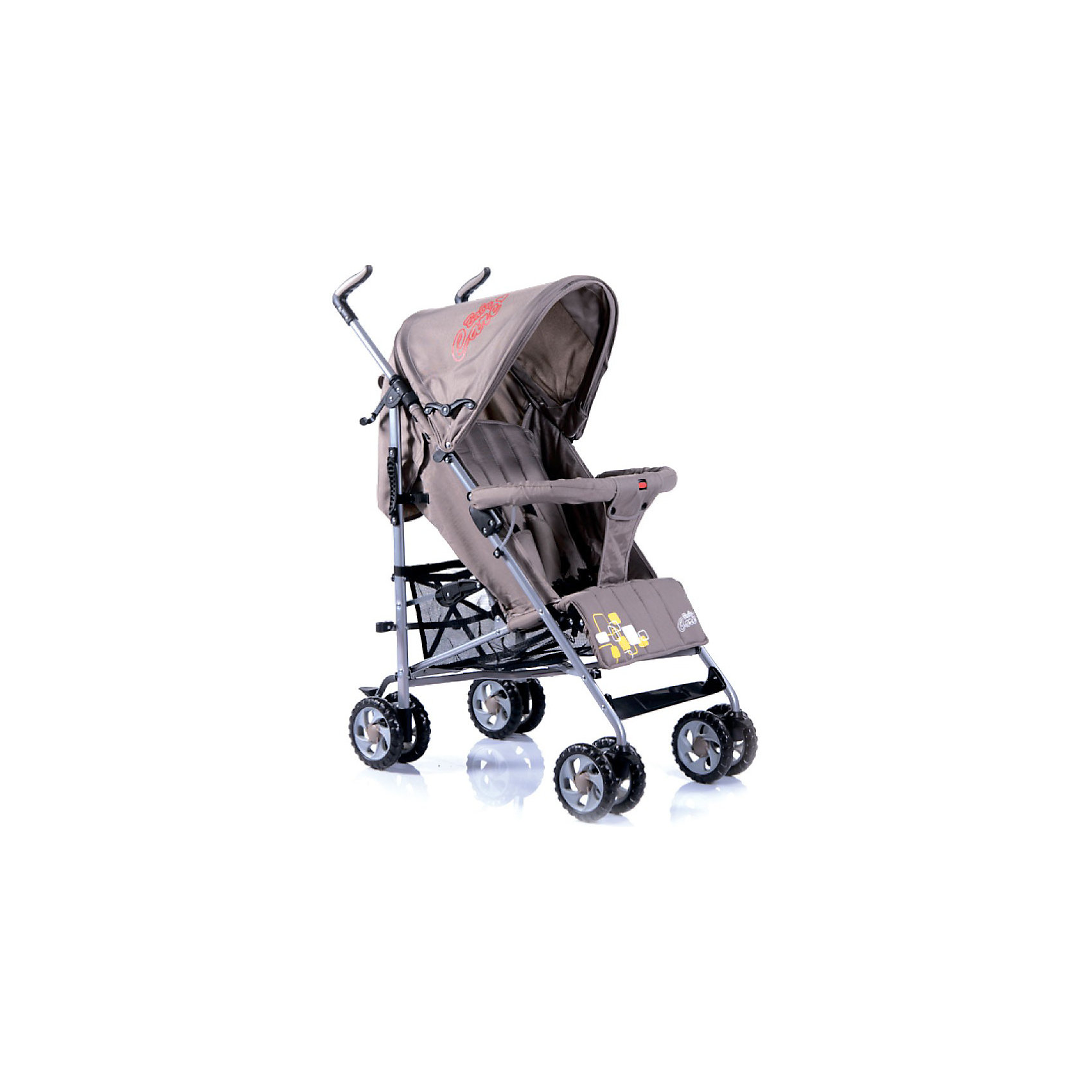Baby Care Коляска-трость CityStyle, Baby Care, прогулочная коляска cool baby kdd 6699gb t fuchsia light grey