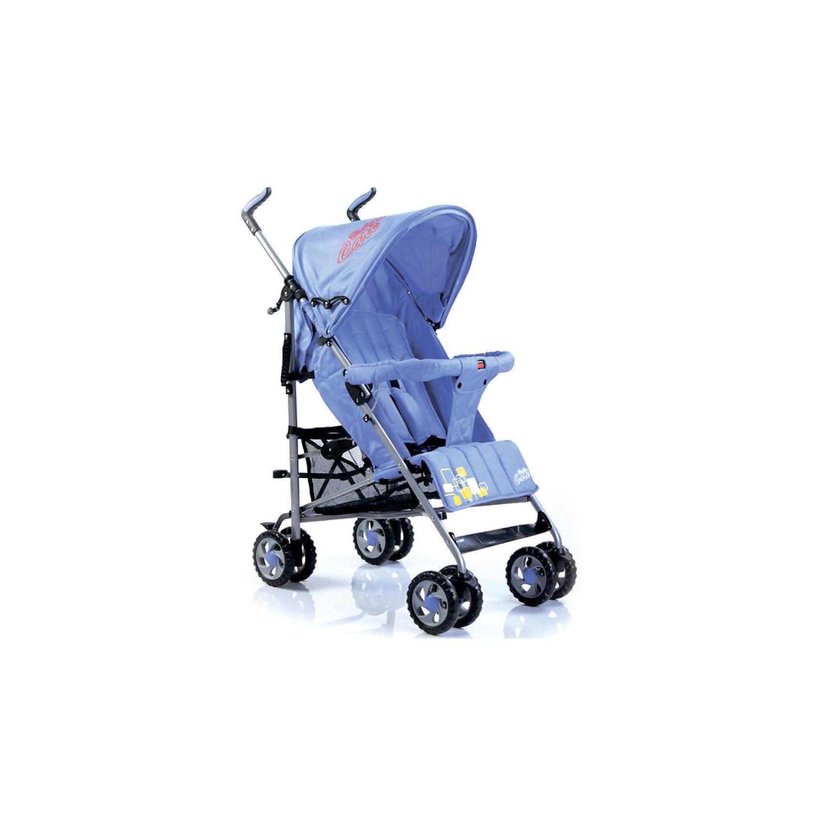 Коляска-трость CityStyle, Baby Care, фиолетовыйХарактеристики коляски-трости CityStyle Baby Care:<br><br>• спинка коляски регулируется плавно, несколько положений;<br>• имеются 5-ти точечные ремни безопасности;<br>• имеется бампер и мягкий разделитель для ножек;<br>• капюшон оснащен солнцезащитным козырьком;<br>• чехлы прогулочного блока съемные, стираются при температуре 30 градусов.<br><br>Характеристики шасси коляски CityStyle Baby Care:<br><br>• тип складывания: трость;<br>• материал рамы: алюминий;<br>• сдвоенные колеса, передние поворотные;<br>• фиксатор от раскладывания, механический крючок;<br>• сетчатая корзина для покупок;<br>• стояночный ножной тормоз.<br><br>Размеры коляски:<br><br>• размер в разложенном виде: 50х68х105 см;<br>• вес коляски: 6,2 кг;<br>• ширина сиденья: 34 см;<br>• глубина сиденья: 32 см;<br>• длина спального места: 78 см;<br>• ширина колесной базы: 47 см;<br>• диаметр колес: 15 см;<br>• размер упаковки: 100,5х20х27 см;<br>• вес упаковки: 7,5 кг.<br><br>Коляска-трость предназначена для детей в возрасте от 7 месяцев до 3-х лет. Легкая и маневренная прогулочная коляска подходит для путешествий. Наклон спинки коляски плавно регулируется 5 положениях. Коляска оснащена страховочным бампером и ремнями безопасности. Глубокий капор защищает малыша от солнечных лучей и небольших осадков. <br><br>Коляску-трость CityStyle, Baby Care, фиолетовую можно купить в нашем интернет-магазине.<br><br>Ширина мм: 1070<br>Глубина мм: 350<br>Высота мм: 300<br>Вес г: 7400<br>Цвет: фиолетовый<br>Возраст от месяцев: 6<br>Возраст до месяцев: 48<br>Пол: Унисекс<br>Возраст: Детский<br>SKU: 3534870