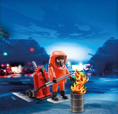 PLAYMOBIL® PLAYMOBIL 5367 Пожарная служба: Специальные пожарные силы