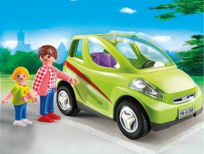 PLAYMOBIL® Детский сад: Городской автомобиль, PLAYMOBIL