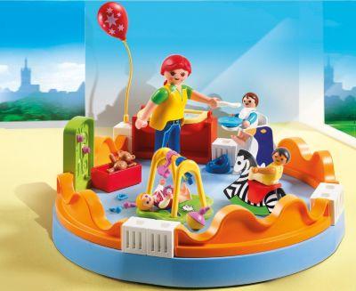 PLAYMOBIL® Группа детского сада, PLAYMOBIL