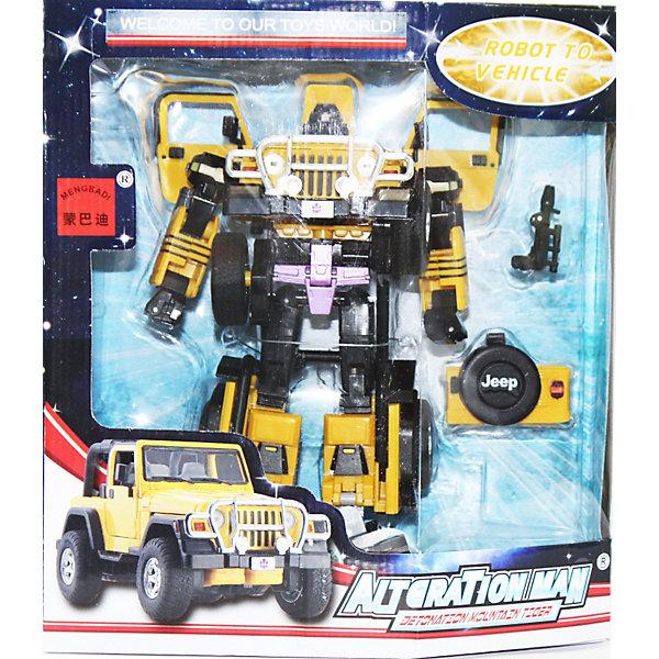 Робот-трансформер: Собирается в Джип XXL, Play LineЛегковые машинки<br>Робот-трансформер: Собирается в Джип XXL, Play Line (Плей Лайн) - увлекательная игрушка для мальчиков, развивающая фантазию и логическое мышление, ведь это не одна, а две различные игрушки – робот и крутой Джип. Ваш ребенок сможет придумывать все новые и новые сюжеты для игры.<br><br>Дополнительная информация:<br><br>- Размер упаковки (ДхШхВ): 22х10х25,5 см<br>- Вес: 434 г<br><br>Робот-трансформер: Собирается в Джип XXL, Play Line (Плей Лайн) станет желанным подарком для Вашего ребенка, с которым он почувствует себя главным героем фильма или мультфильма про Трансформеров и надолго увлечет его.<br><br>Игрушку Робот-трансформер: Собирается в Джип XXL, Play Line (Плей Лайн) можно купить в нашем магазине.<br><br>Ширина мм: 120<br>Глубина мм: 300<br>Высота мм: 410<br>Вес г: 450<br>Возраст от месяцев: 36<br>Возраст до месяцев: 144<br>Пол: Мужской<br>Возраст: Детский<br>SKU: 3539024