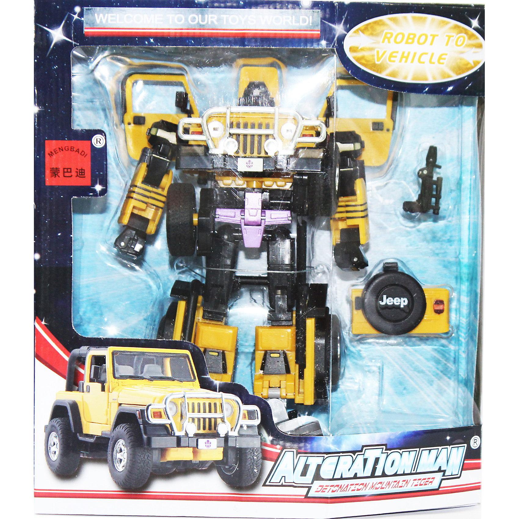 Робот-трансформер: Собирается в Джип XXL, Play LineМашинки<br>Робот-трансформер: Собирается в Джип XXL, Play Line (Плей Лайн) - увлекательная игрушка для мальчиков, развивающая фантазию и логическое мышление, ведь это не одна, а две различные игрушки – робот и крутой Джип. Ваш ребенок сможет придумывать все новые и новые сюжеты для игры.<br><br>Дополнительная информация:<br><br>- Размер упаковки (ДхШхВ): 22х10х25,5 см<br>- Вес: 434 г<br><br>Робот-трансформер: Собирается в Джип XXL, Play Line (Плей Лайн) станет желанным подарком для Вашего ребенка, с которым он почувствует себя главным героем фильма или мультфильма про Трансформеров и надолго увлечет его.<br><br>Игрушку Робот-трансформер: Собирается в Джип XXL, Play Line (Плей Лайн) можно купить в нашем магазине.<br><br>Ширина мм: 120<br>Глубина мм: 300<br>Высота мм: 410<br>Вес г: 450<br>Возраст от месяцев: 36<br>Возраст до месяцев: 144<br>Пол: Мужской<br>Возраст: Детский<br>SKU: 3539024