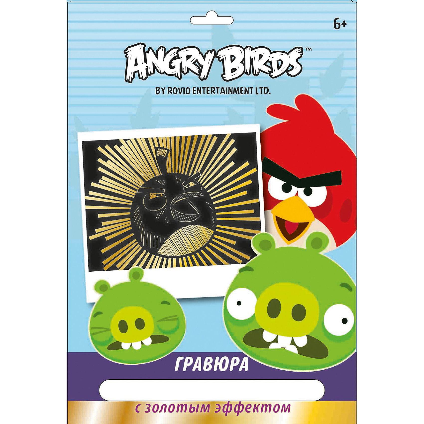 CENTRUM Гравюра Большая птица, Angry birds, CENTRUM клей пва 85 гр centrum angry birds 84463