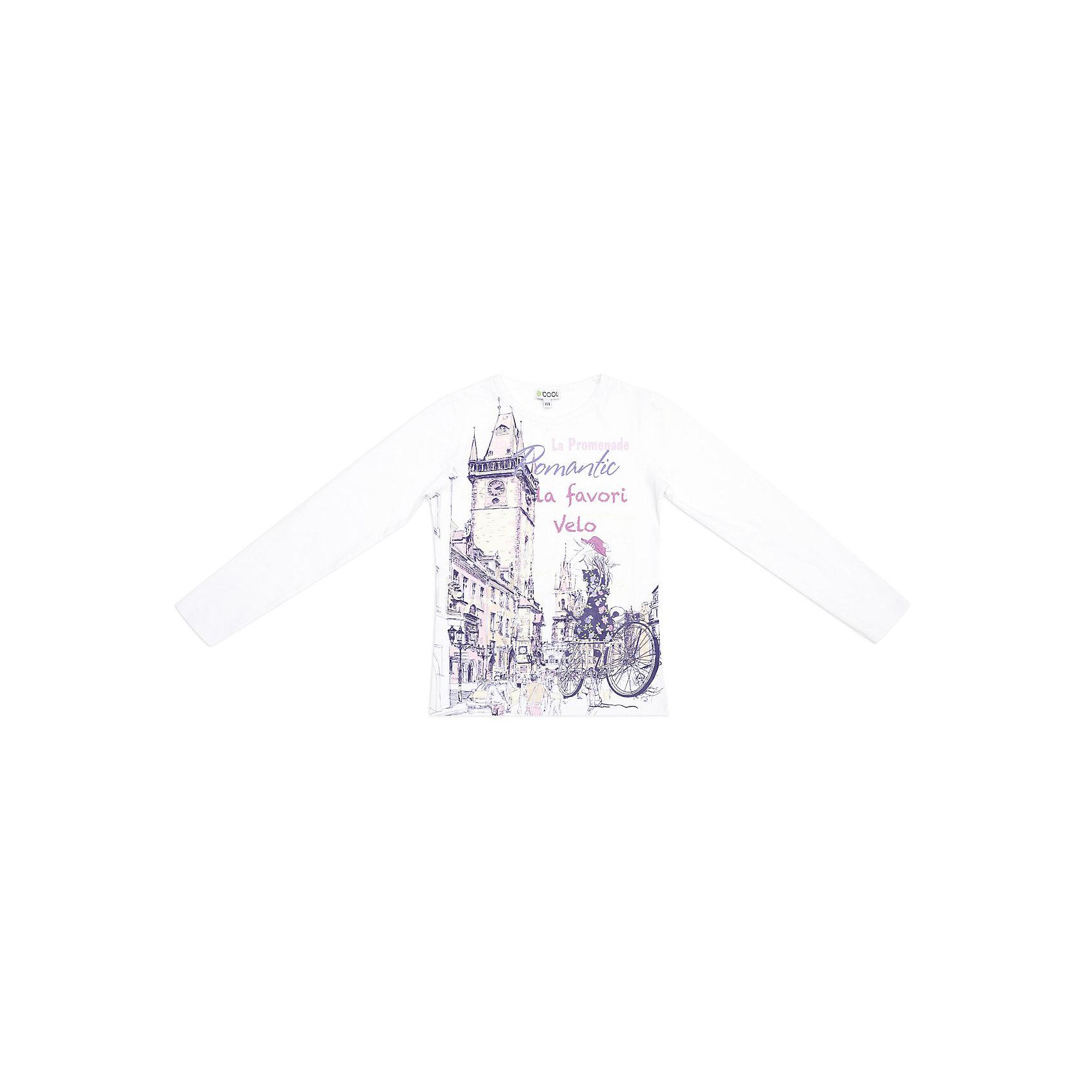 Футболка с длинным рукавом для девочки SCOOL* прекрасная футболка, выполненная из комфортного и практичного материала<br>* модель с длинными рукавами<br>* круглая горловина обработана трикотажной бейкой<br>* лаконичный принт<br>Состав:<br>95% хлопок, 5% эластан<br><br>Ширина мм: 230<br>Глубина мм: 40<br>Высота мм: 220<br>Вес г: 250<br>Цвет: белый<br>Возраст от месяцев: 144<br>Возраст до месяцев: 156<br>Пол: Женский<br>Возраст: Детский<br>Размер: 158,134,164,152,146,140<br>SKU: 3543519