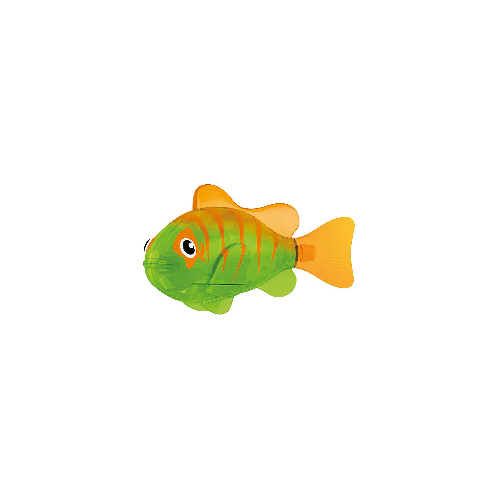 ZURU РобоРыбка светодиодная Гловер, RoboFish роборыбка zuru клоун 2501 4