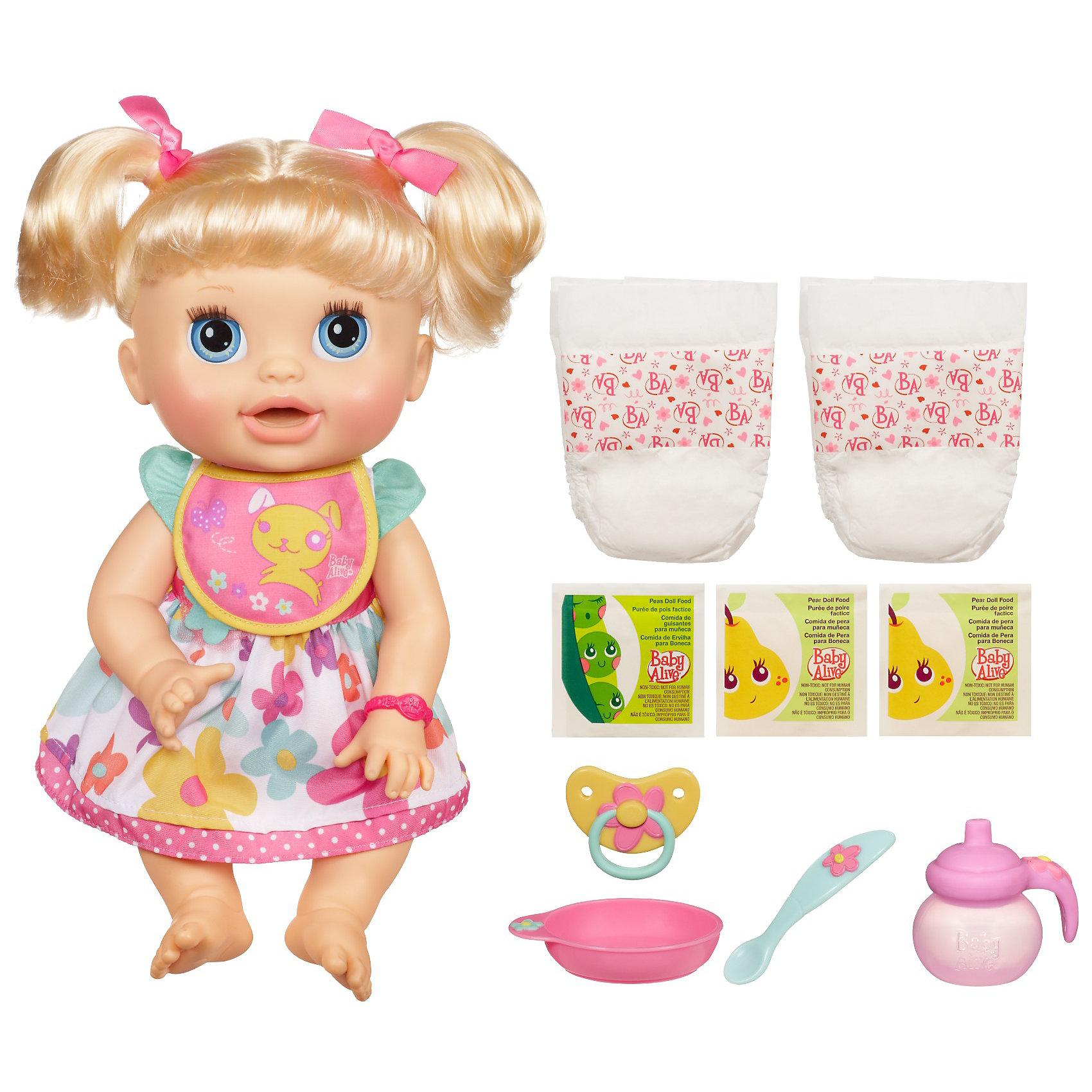 Кукла Удивительная малютка, BABY ALIVE