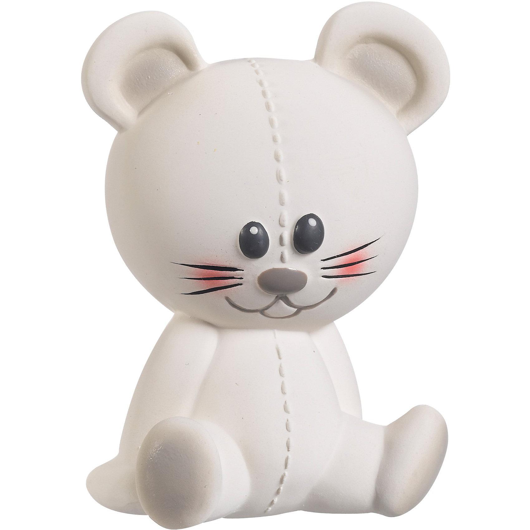 Развивающая игрушка Мышка Жозефина, VulliРазвивающая игрушка Мышка Жозефина от французской компании Vulli (Вулли) - это уникальная игрушка-прорезыватель, которая разработана ведущими педиатрами Франции. Ее отличительная особенность в том, что она помогает снимать воспаление с десен малыша, когда у него режутся зубки. Поверхность игрушки выполнена на основе специальной технологии SOFT TOUCH улучшает тактильные ощущения, что очень важно в первые годы жизни младенца. Когда малютка нажмет на Мышку Жозефину Vulli (Вулли), она произведет писк, который - способствует развитию слуха. Яркие контрастные краски, в которые выкрашены детали прорезывателя, развивают зрение малыша<br>натуральный аромат каучука стимулирует органы обоняния ребенка.<br><br>Дополнительная информация:<br><br>-  Игрушка изготовлена из натурального каучука<br>покрашена пищевой краской, абсолютно безопасной для ребенка;<br>- Игрушка имеет разные выпуклости, за которые малышу будет удобно ее держать и кусать; <br>- Если нажать на мышку, то он издаст писк, что будет помогать понимать причинно-следственную связь между действием и звуком;<br>- Размер игрушки: 12 х 17 х 8 см;<br>- Вес: 93 г. <br><br>Развивающую игрушку Мышку Жозефину, Vulli (Вулли) можно купить в нашем интернет-магазине.<br><br>Ширина мм: 120<br>Глубина мм: 80<br>Высота мм: 170<br>Вес г: 93<br>Возраст от месяцев: 0<br>Возраст до месяцев: 36<br>Пол: Унисекс<br>Возраст: Детский<br>SKU: 3548838