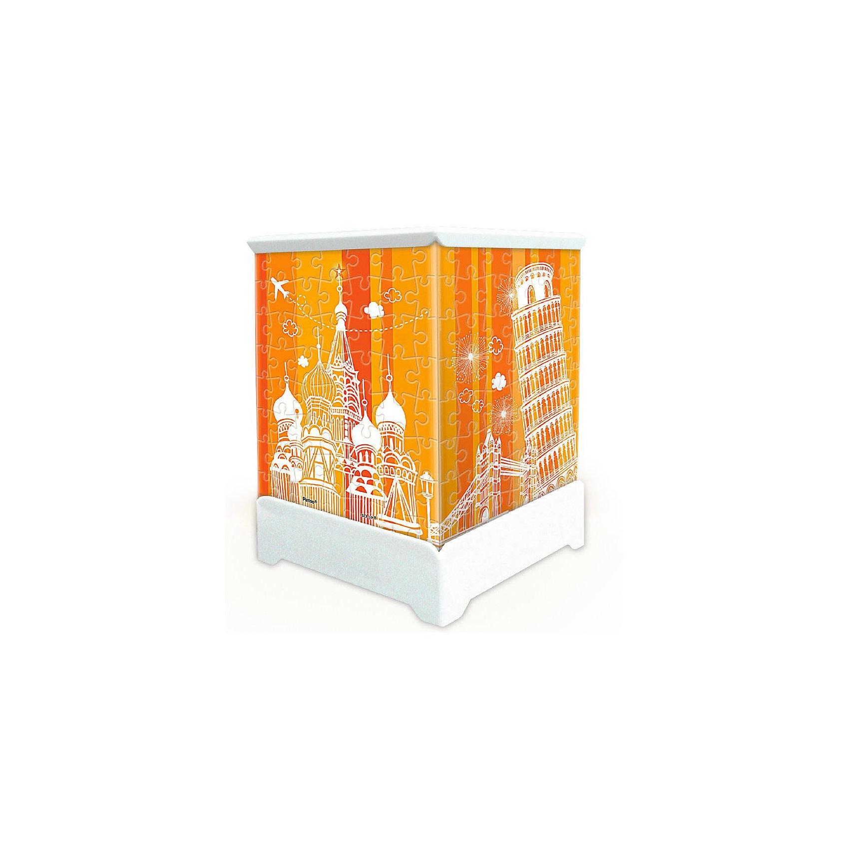 Настольная игра Ночник: Модерн, Сфера-Пазл 3D 192 деталей