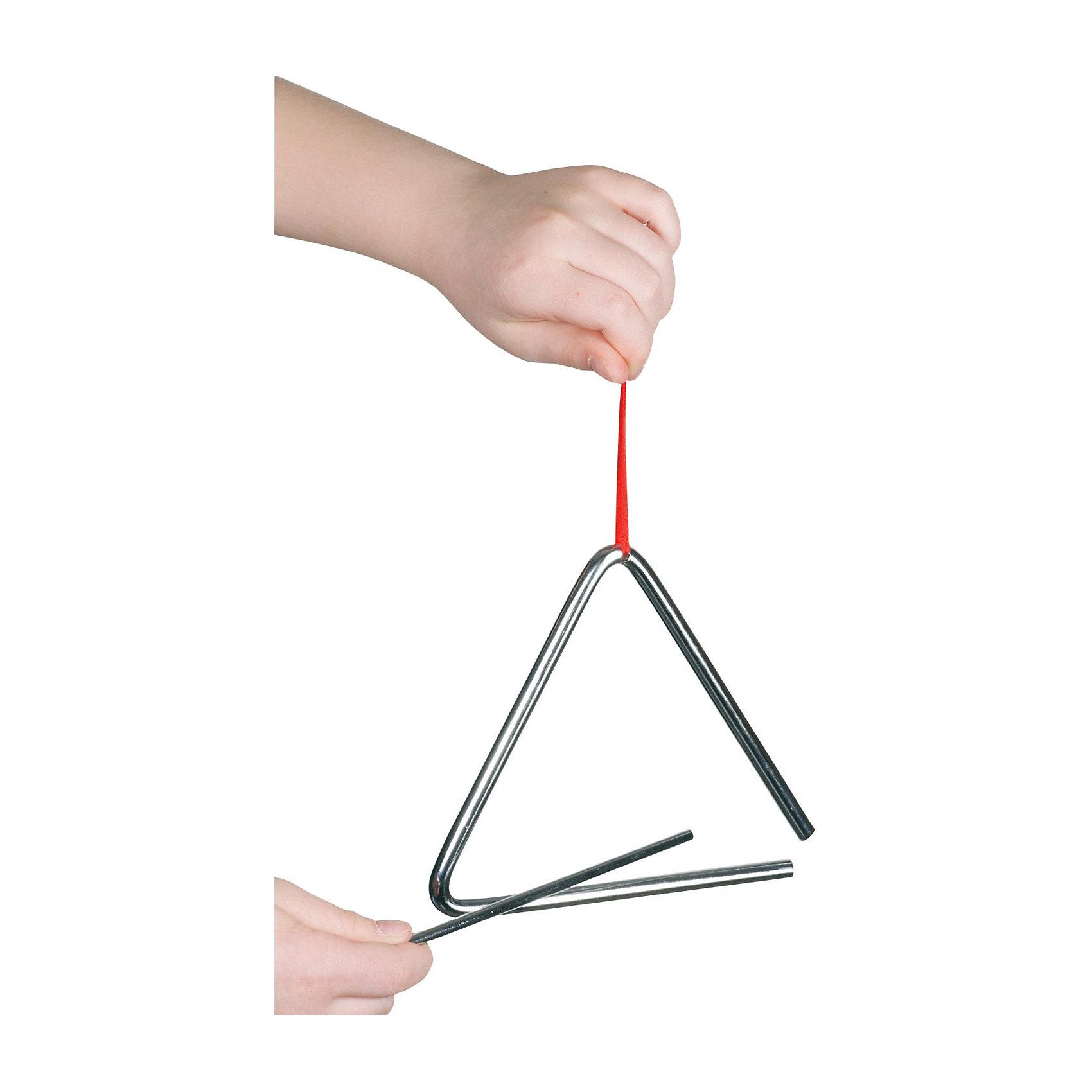 Треугольник (перкуссия), 16 см, goki