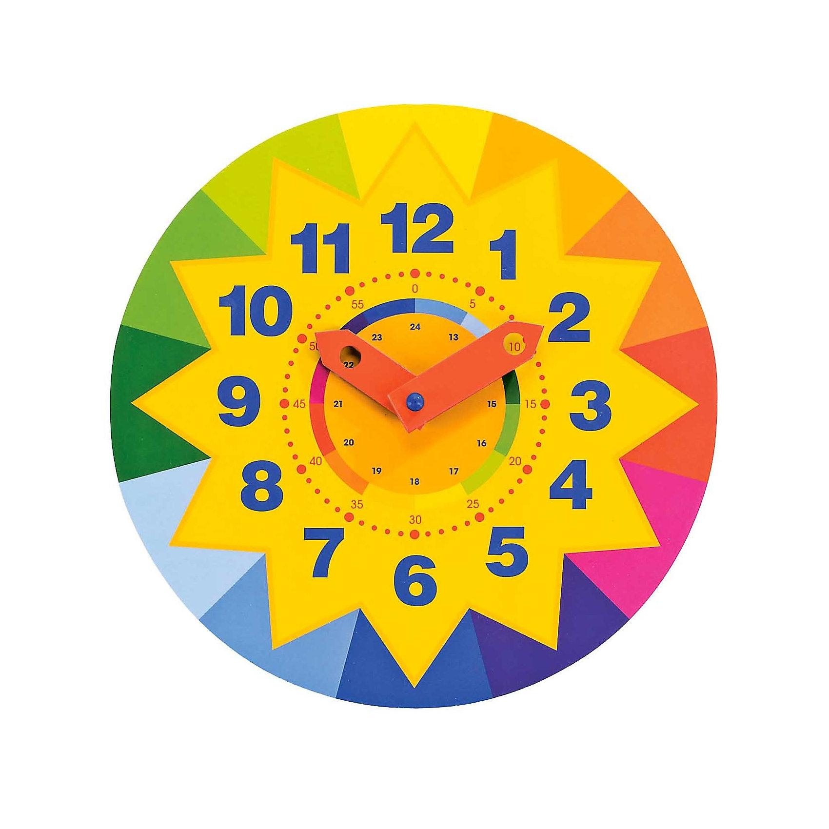 goki Часы для обучения Солнышко, goki