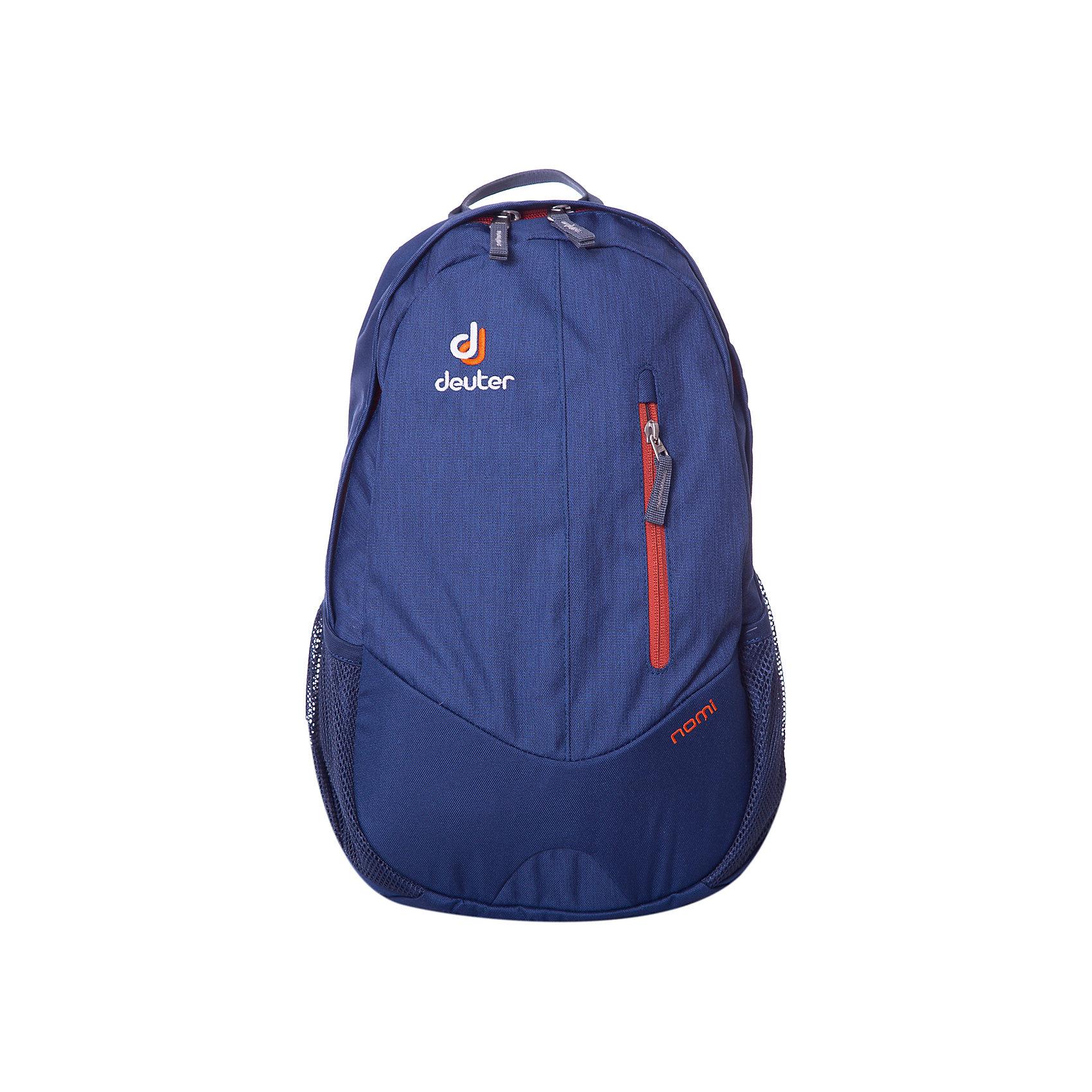 Deuter Школьный рюкзак Nomi, Deuter городской рюкзак deuter giga с отделением для ноутбука серый 28 л 80414 7712