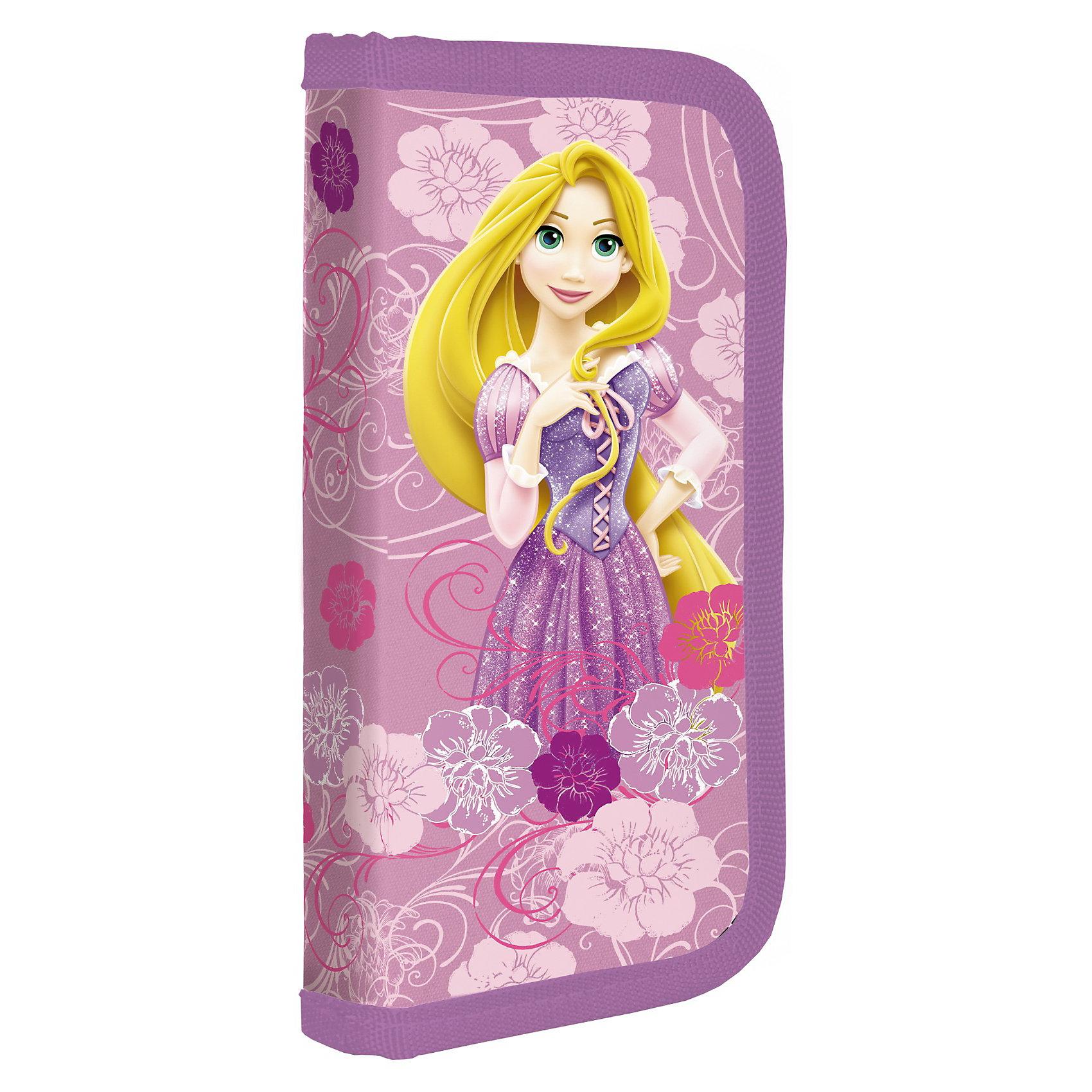 Пенал ламинированный, Принцессы ДиснейПринцессы Дисней<br>Пенал жесткий тканевый Disney Princess предназначен для хранения канцелярских принадлежностей, которые необходимы девочке в школе. Удобная прямоугольная форма позволяет носить этот пенал в любом рюкзаке или сумке.<br>Плотный каркас пенала защищает канцелярские принадлежности от повреждений.<br>Тканевое покрытие делает пенал приятным для тактильных ощущений.<br>Внутри пенала есть крепления для карандашей и ручек.<br>Декорирован этот товар рисунком с изображением принцесс из диснеевских мультфильмов.<br><br>Дополнительная информация:<br><br>- материал: полиэстер<br>- размер пенала: 20 х 9 х 3 см.<br><br>Пенал ламинированный , Disney Princess  можно купить в нашем магазине.<br><br>Ширина мм: 200<br>Глубина мм: 90<br>Высота мм: 30<br>Вес г: 37<br>Возраст от месяцев: 48<br>Возраст до месяцев: 84<br>Пол: Женский<br>Возраст: Детский<br>SKU: 3562893
