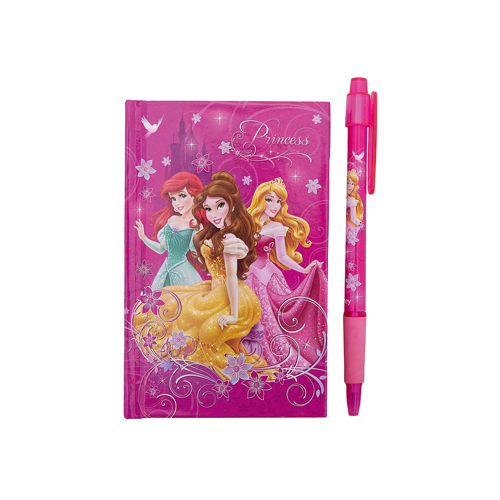 Набор в подарочной коробке, Принцессы ДиснейПринцессы Дисней<br>Набор канцелярский в подарочной коробке Disney Princess создан для поклонниц  диснеевских мультипликационных фильмов.<br><br>Дополнительная информация:<br><br>- В комплекте: ноутбук, ручка автоматическая.<br><br>Набор канцелярский  Disney Princess можно купить в нашем магазине.<br><br>Ширина мм: 130<br>Глубина мм: 160<br>Высота мм: 20<br>Вес г: 500<br>Возраст от месяцев: 48<br>Возраст до месяцев: 84<br>Пол: Женский<br>Возраст: Детский<br>SKU: 3562903