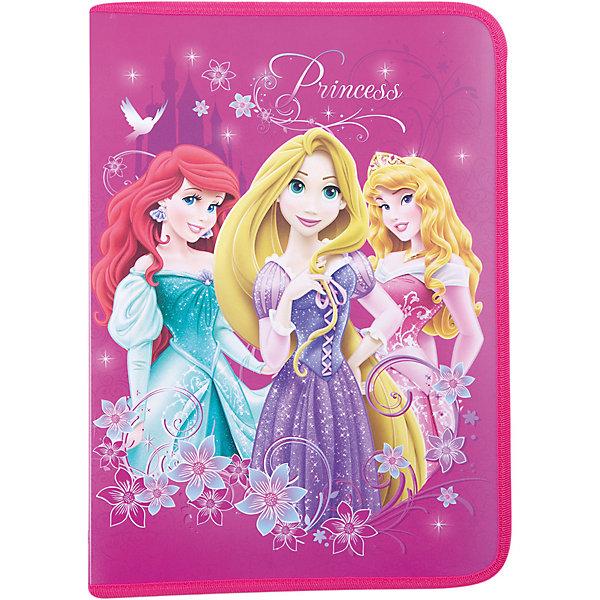Папка для тетрадей, A4, Принцессы ДиснейПапки для труда<br>Папка для тетрадей пластиковая на молнии Disney Princess позволит Вашему ребенку сохранить в целости и сохранности все школьные тетради!<br><br>Дополнительная информация:<br><br>- формат: А4.<br>- материал: полипропилен<br>- количество отделений: 1<br>- тип замка: молния<br><br>Папку для тетрадей А4 Disney Princess можно купить в нашем магазине.<br><br>Ширина мм: 20<br>Глубина мм: 315<br>Высота мм: 230<br>Вес г: 300<br>Возраст от месяцев: 48<br>Возраст до месяцев: 84<br>Пол: Женский<br>Возраст: Детский<br>SKU: 3562920