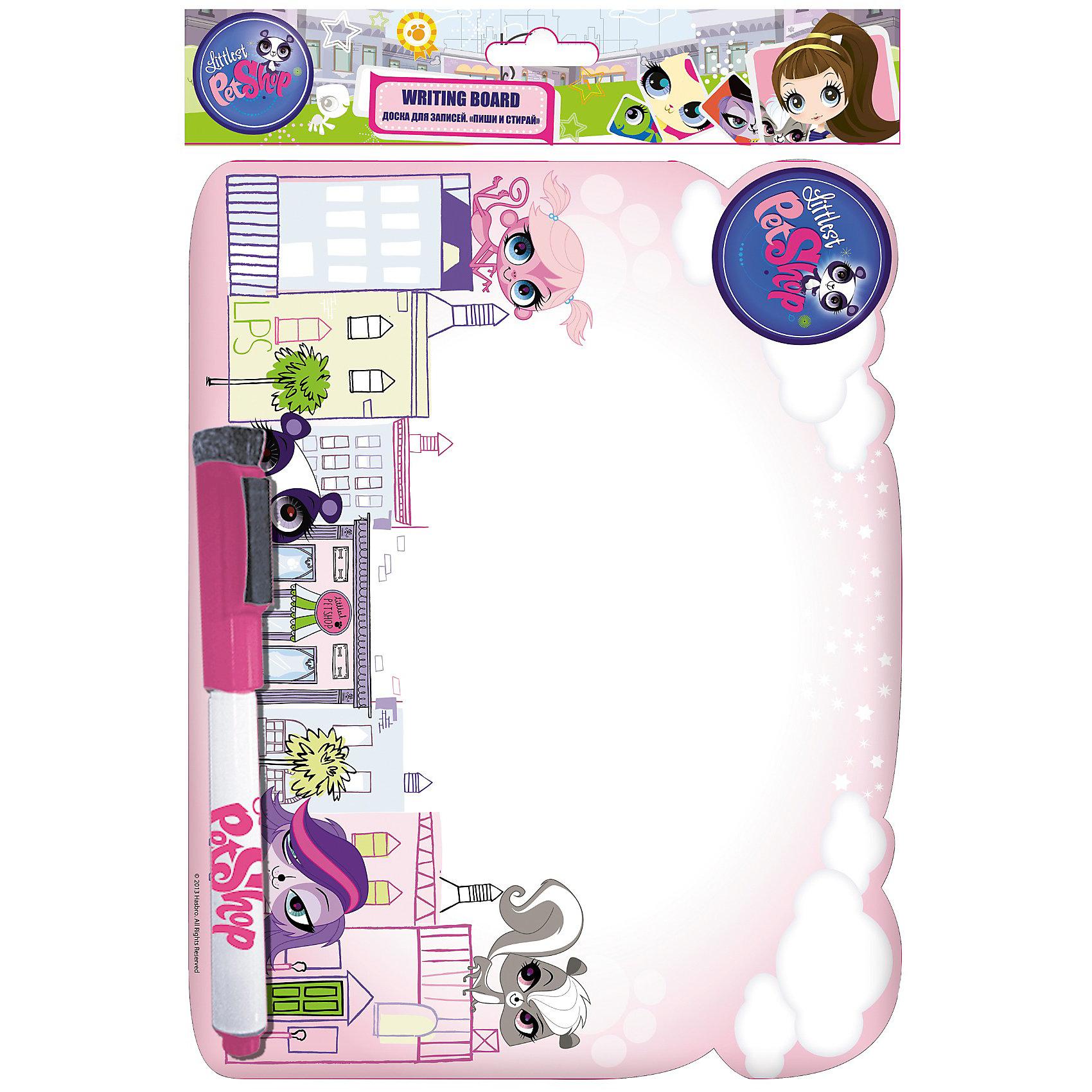 Доска Пиши-стирай малая на магнитах, Littlest Pet ShopДоска Пиши-стирай малая на магнитах для крепления на холодильник с изображением Littlest Pet Shop станет приятным и удобным аксессуаром для рисования Вашего ребенка! В наборе: маркер, ластик, магнит. <br><br>Дополнительная информация:<br><br>- на веревочке.<br>- размер 21 х 27 х 2,5 см.<br><br>Подарит радость творчества! <br><br>Доску Пиши-стирай малую на магнитах, Littlest Pet Shop можно купить в нашем магазине.<br><br>Ширина мм: 210<br>Глубина мм: 270<br>Высота мм: 25<br>Вес г: 250<br>Возраст от месяцев: 48<br>Возраст до месяцев: 84<br>Пол: Женский<br>Возраст: Детский<br>SKU: 3562947