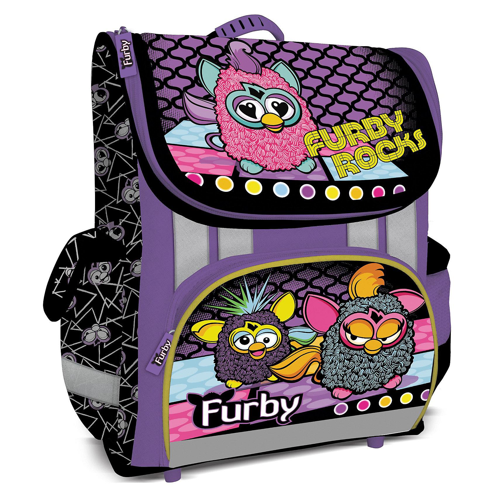 Эргономичный рюкзак-трансформер с EVA-спинкой  , Furby