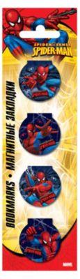 Академия групп Закладки магнитные, Человек-Паук
