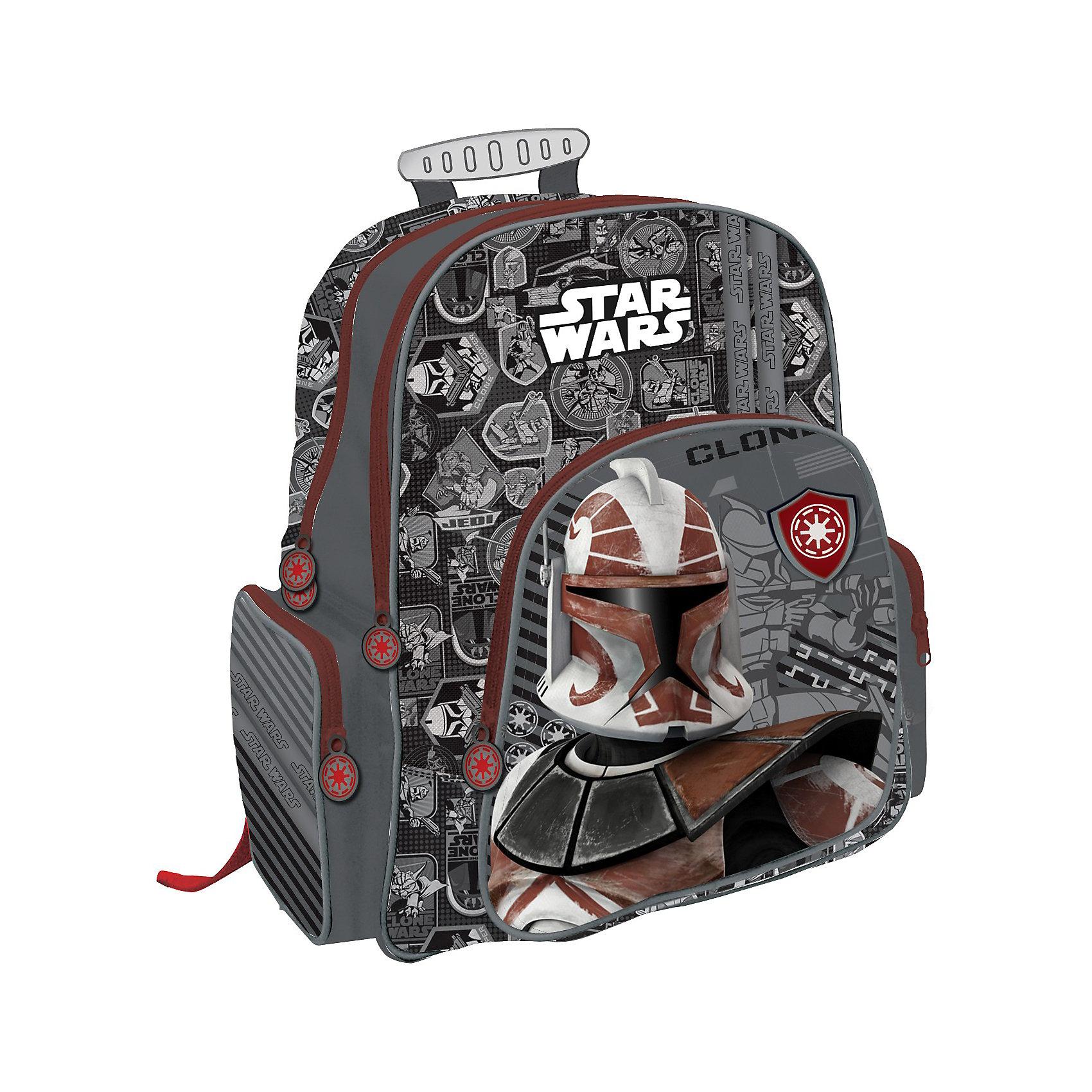 Ортопедический рюкзак с EVA-спинкой, Star Wars