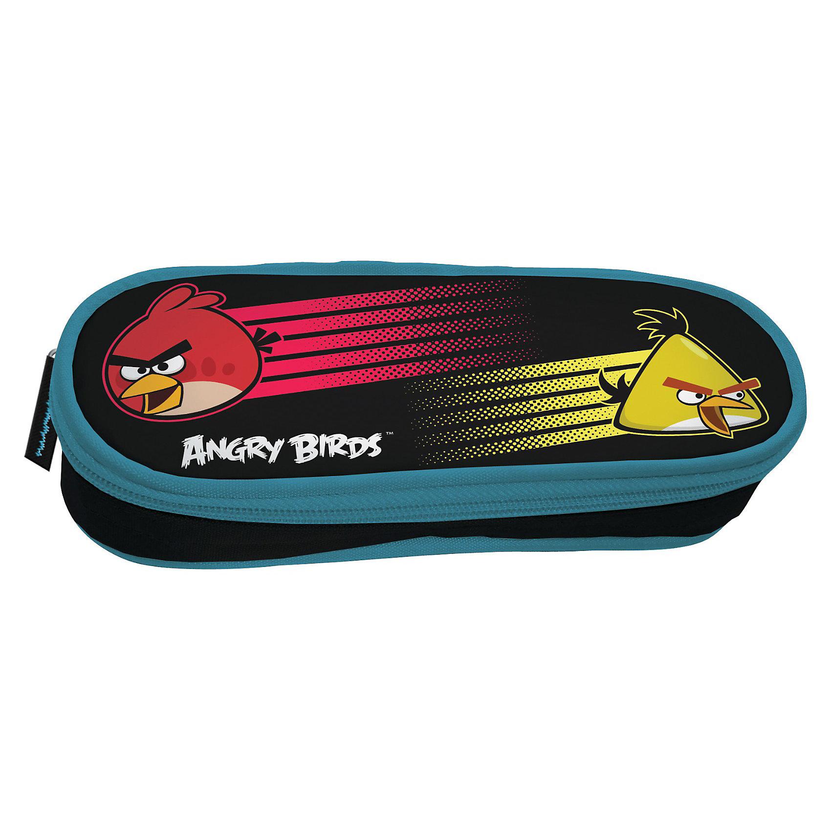 Пенал-косметичка, Angry BirdsПенал-косметичка, Angry Birds (Энри Бердс) – поможет Вашему ребенку организовать свое школьное место и собрать все канцтовары в школу.<br>Малыш обязательно оценит этот стильный и яркий косметичку-пенал, который станет лучшим украшением его школьной парты. Пенал жесткий. Одно большое отделение с фиксаторами для канцелярских принадлежностей. Закрывается на молнию. <br><br>Дополнительная информация:<br><br>- Размер: 5х21х7,5 см.<br><br>Пенал-косметичку, Angry Birds (Энри Бердс) можно купить в нашем интернет-магазине.<br><br>Ширина мм: 50<br>Глубина мм: 210<br>Высота мм: 75<br>Вес г: 117<br>Возраст от месяцев: 120<br>Возраст до месяцев: 144<br>Пол: Унисекс<br>Возраст: Детский<br>SKU: 3563255