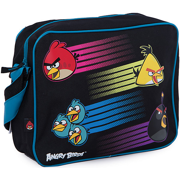 Сумка спортивная, Angry BirdsСпортивные сумки<br>Сумка спортивная, Angry Birds (Энгри Бердс) – наверняка понравится Вашему ребенку, поклоннику игры Angry Birds.<br>Качественная, оригинальная, спортивная сумка через плечо, которая подчеркнет индивидуальность и стиль ее владельца. Об этой сумке можно сказать только положительные слова: она качественная, удобная, небольшая, но в тоже время вместительная. Имеет одну шлейку через плечо сменной длины. Застегивается на молнию. <br><br>Дополнительная информация:<br><br>- Размер: 27х35х11 см.<br><br>Сумку спортивную, Angry Birds (Злые Птички) можно купить в нашем интернет-магазине.<br>Ширина мм: 270; Глубина мм: 350; Высота мм: 110; Вес г: 500; Возраст от месяцев: 120; Возраст до месяцев: 144; Пол: Унисекс; Возраст: Детский; SKU: 3563261;