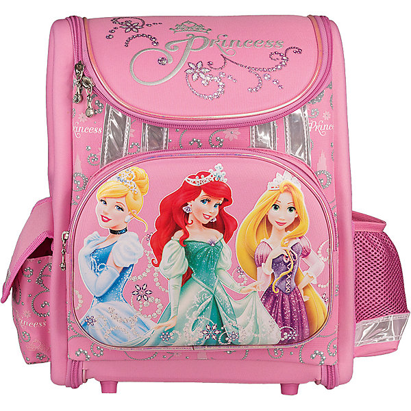 Эргономичный рюкзак-трансформер с EVA-спинкой, Принцессы Дисней