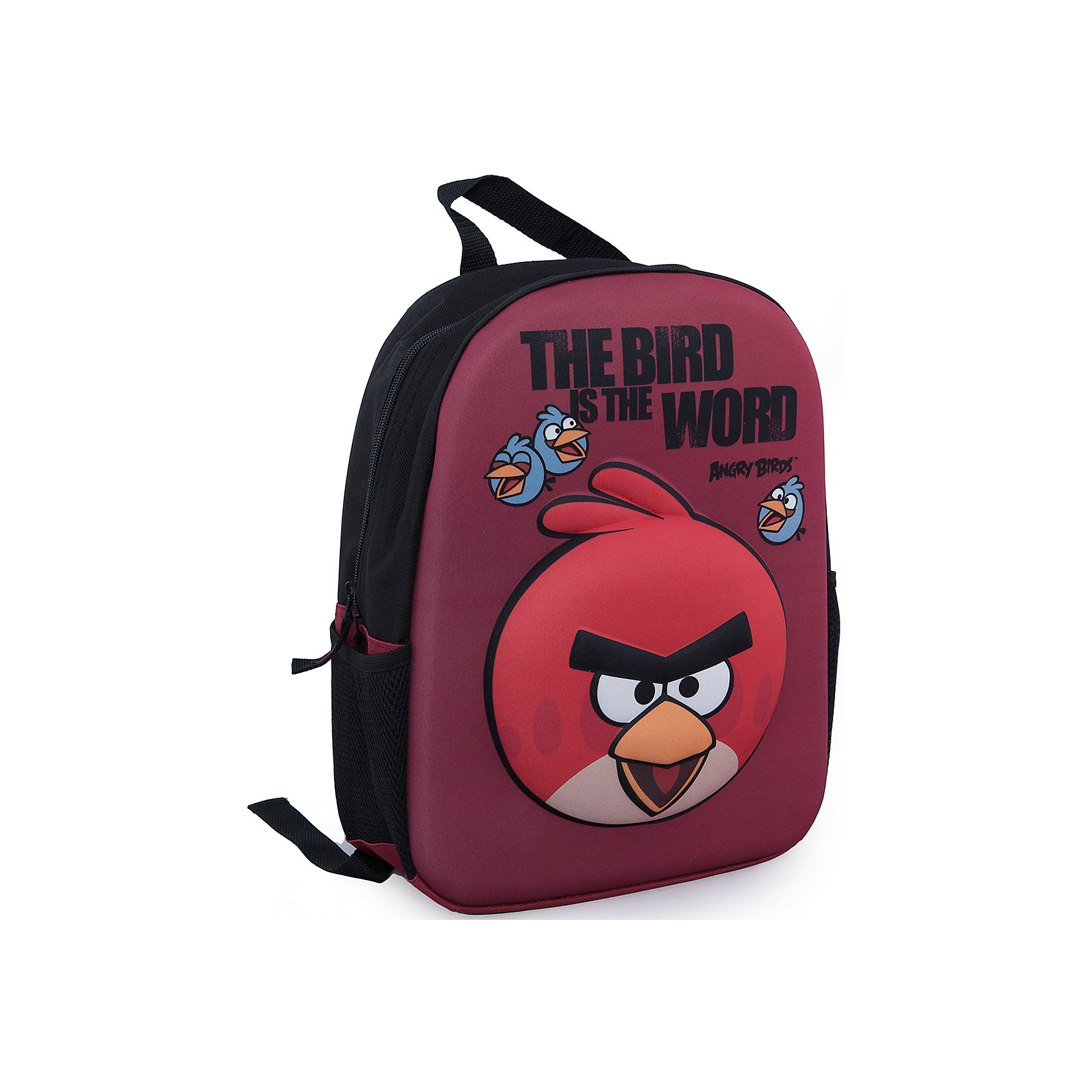 Школьный рюкзак, Angry BirdsAngry Birds<br>Рюкзак каркасный, EVA фронтальная панель.<br><br>Ширина мм: 450<br>Глубина мм: 350<br>Высота мм: 300<br>Вес г: 1000<br>Возраст от месяцев: 72<br>Возраст до месяцев: 144<br>Пол: Унисекс<br>Возраст: Детский<br>SKU: 3563430