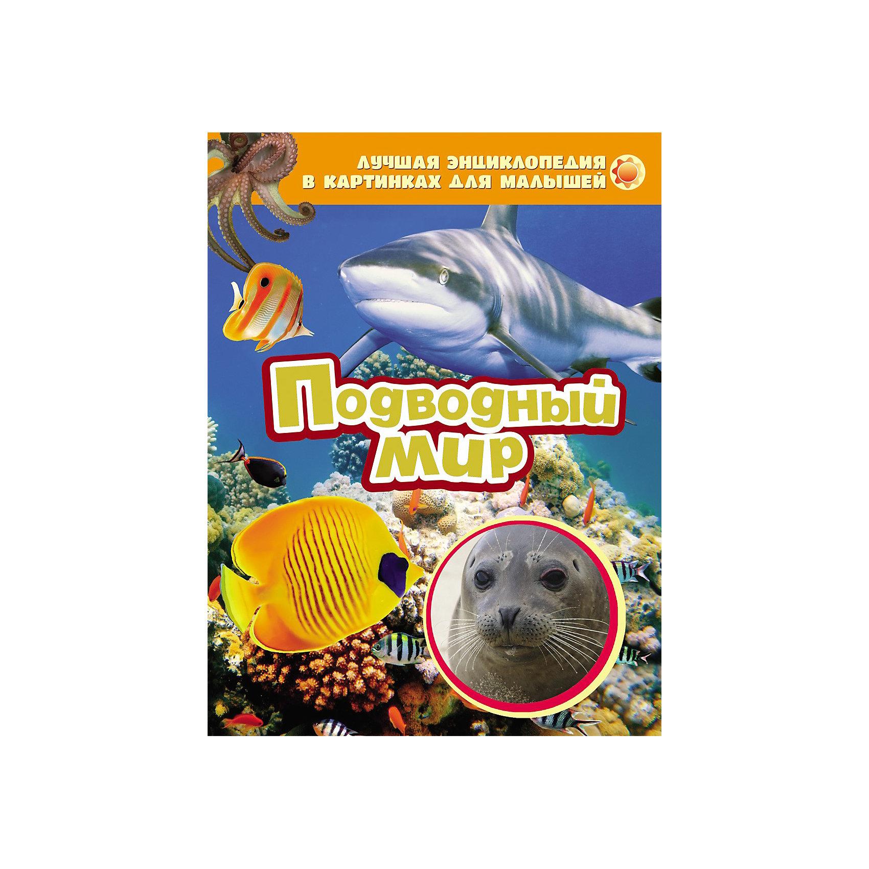 Лучшая энциклопедия в картинках для малышей