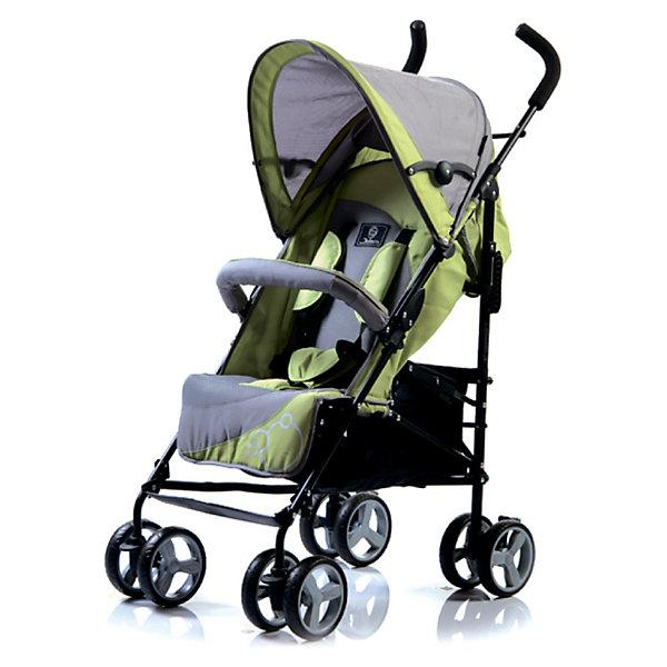 Коляска трость Jetem Picnic S-102, серый/зеленыйНедорогие коляски<br>Коляска трость Picnic (Пикник) S-102, Jetem (Жетем), серый/зеленый-лучший вариант для прогулок с весны до поздней осени. Малышу в коляске будет комфортно даже при относительно низкой температуре.<br><br>Особенности:<br>-Легкая и удобная прогулочная коляска-трость<br>-Большой капюшон может раскладываться до бампера<br>-Спинка может раскладываться почти до горизонтального положения (5 положений, 170 градусов)<br>-4 сдвоенных колеса из морозоустойчивого пластика (передние-с фиксацией, на задней оси-стояночный тормоз)<br>-5-ти точечные ремни безопасности<br>-Сетчатая корзина для покупок<br>-Подходит для детей до 18 кг<br>-Регулируемая подножка<br>-Жесткая спинка со встроенным «дышащим матрасом»<br>-Облегченная алюминиевая рама<br>-Вместительная сетка для покупок<br>-Цвет: серый/зеленый<br><br>Комплектация:<br>-Коляска<br>-Чехол на ножки<br>-Дождевик<br>-Солнцезащитный козырек<br><br>Дополнительная информация:<br><br>-Размеры в разложенном виде: 49x68x110 см<br>-Размеры в собранном виде:35x115x35 см<br>-Вес коляски: 6,7 кг<br>-Размеры спального места: 34x85 см<br>-Диаметр колес: 15 см<br>-Материалы: плотная резина (колеса), алюминий (рама), текстиль<br>-Ширина колесной базы: 49 см<br>-Вес в упаковке: 9,5 кг<br><br>Недорогая прогулочная коляска-трость Пикник-идеальный вариант для городских прогулок и путешествий. Маневренная, легкая, компактно складывающаяся, с ней вы и ваш малыш будете комфортно себя чувствовать на улицах города и в транспорте.<br><br>Коляска трость Picnic (Пикник) S-102, Jetem (Жетем), серый/зеленый можно купить в нашем магазине.<br>Ширина мм: 1050; Глубина мм: 250; Высота мм: 220; Вес г: 9500; Цвет: зеленый; Возраст от месяцев: 6; Возраст до месяцев: 36; Пол: Унисекс; Возраст: Детский; SKU: 3569576;