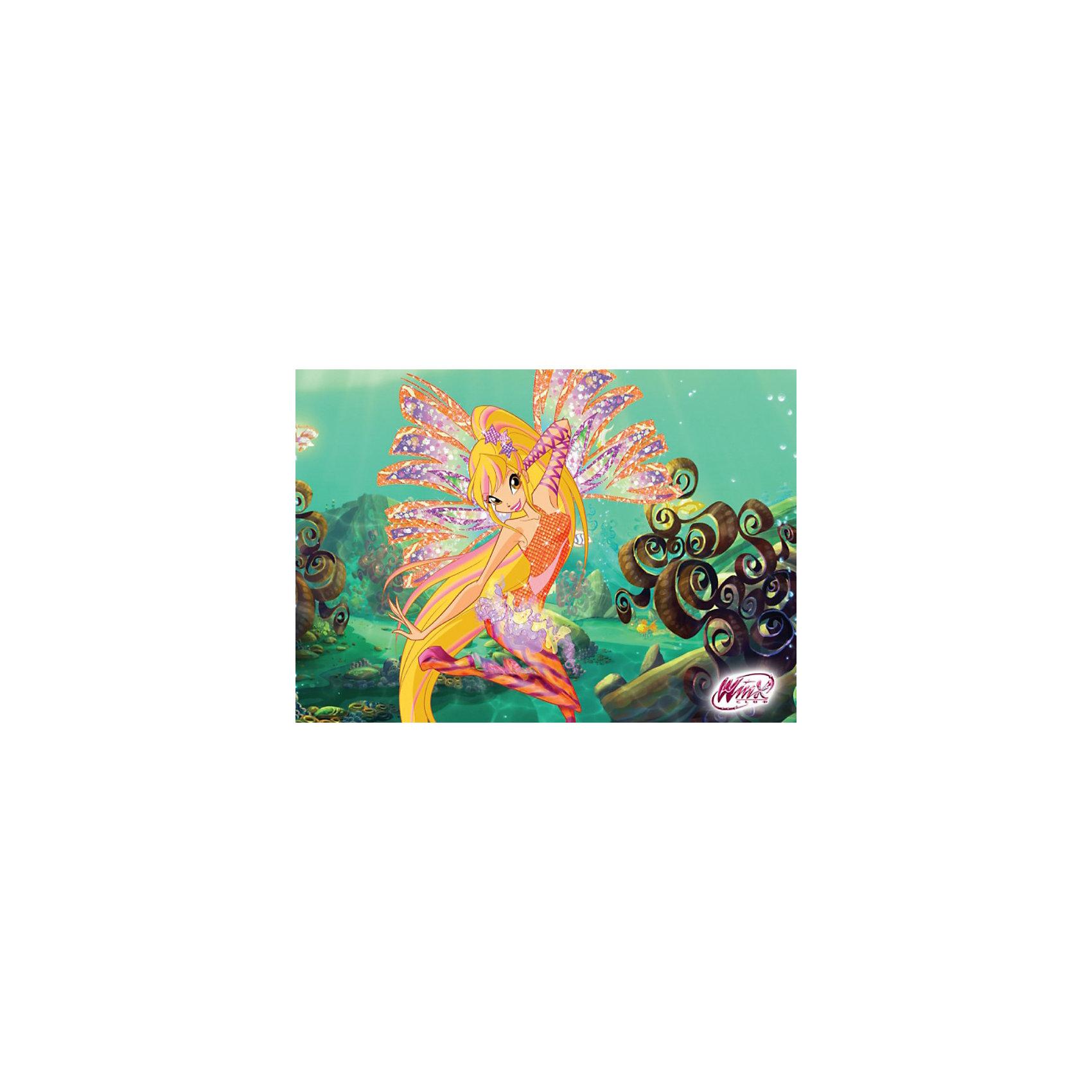 Castorland Пазл Стелла, Winx Club, 120 деталей, Castorland игра винкс в каком магазине можно