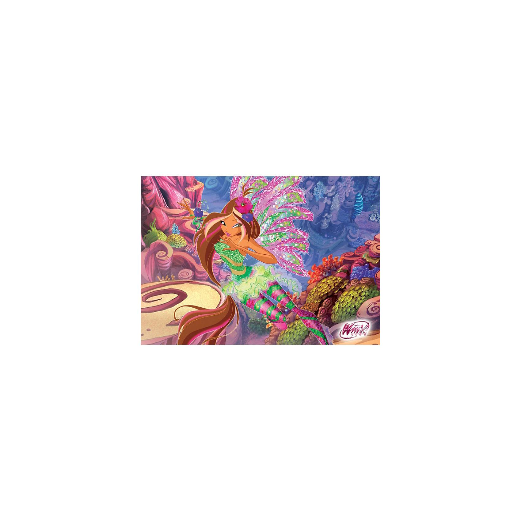 Castorland Пазл Флора, Winx Club, 30 деталей, Castorland украшение для стен и предметов интерьера winx флора