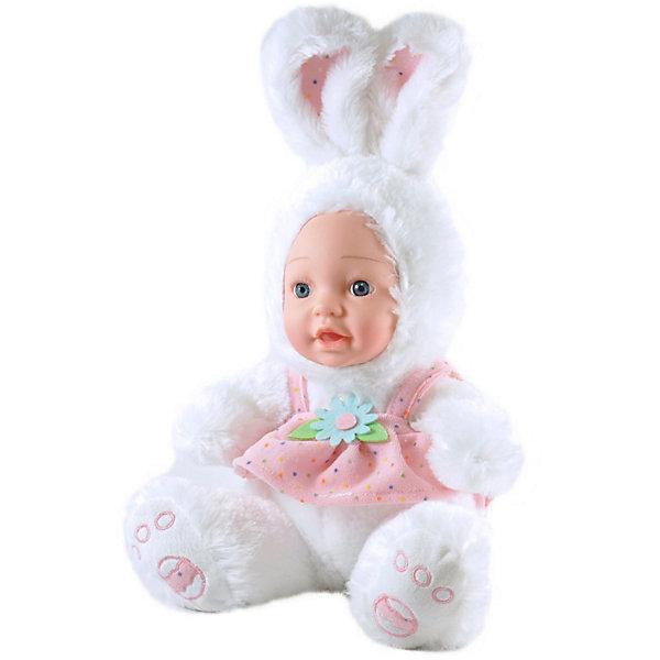 Кукла Зайчик в платьице, Anna De WaillyБренды кукол<br>Кукла Зайчик в платьице, Anna De Wailly (Анна Дэ Вэйли) – это настоящий шедевр от французского дизайнера-модельера, которая производит авторские наряды для маленьких детей. <br><br>Очаровательная кукла-малышка Зайчик в платьице – это настоящий «спасатель» настроения. Перед трогательной куклой, выполненной в образе зайчика в розовом платье, не устоит никто! Выразительные глазки куклы открыто и доверчиво смотрят на мир, словно приглашая подружиться и доверить плюшевому другу свои секреты.<br><br>Дополнительная информация:<br>-Материал: ПВХ, мех искусственный<br>-Высота: 25 см<br><br>Кукла-малыш зайчик – это настоящий шедевр. Трогательное личико куколки не оставит равнодушными ни детей ни взрослых!<br><br>Кукла Зайчик в платьице, Anna De Wailly (Анна Дэ Вэйли) можно купить в нашем магазине.<br><br>Ширина мм: 240<br>Глубина мм: 150<br>Высота мм: 100<br>Вес г: 220<br>Возраст от месяцев: 36<br>Возраст до месяцев: 1188<br>Пол: Женский<br>Возраст: Детский<br>SKU: 3588195