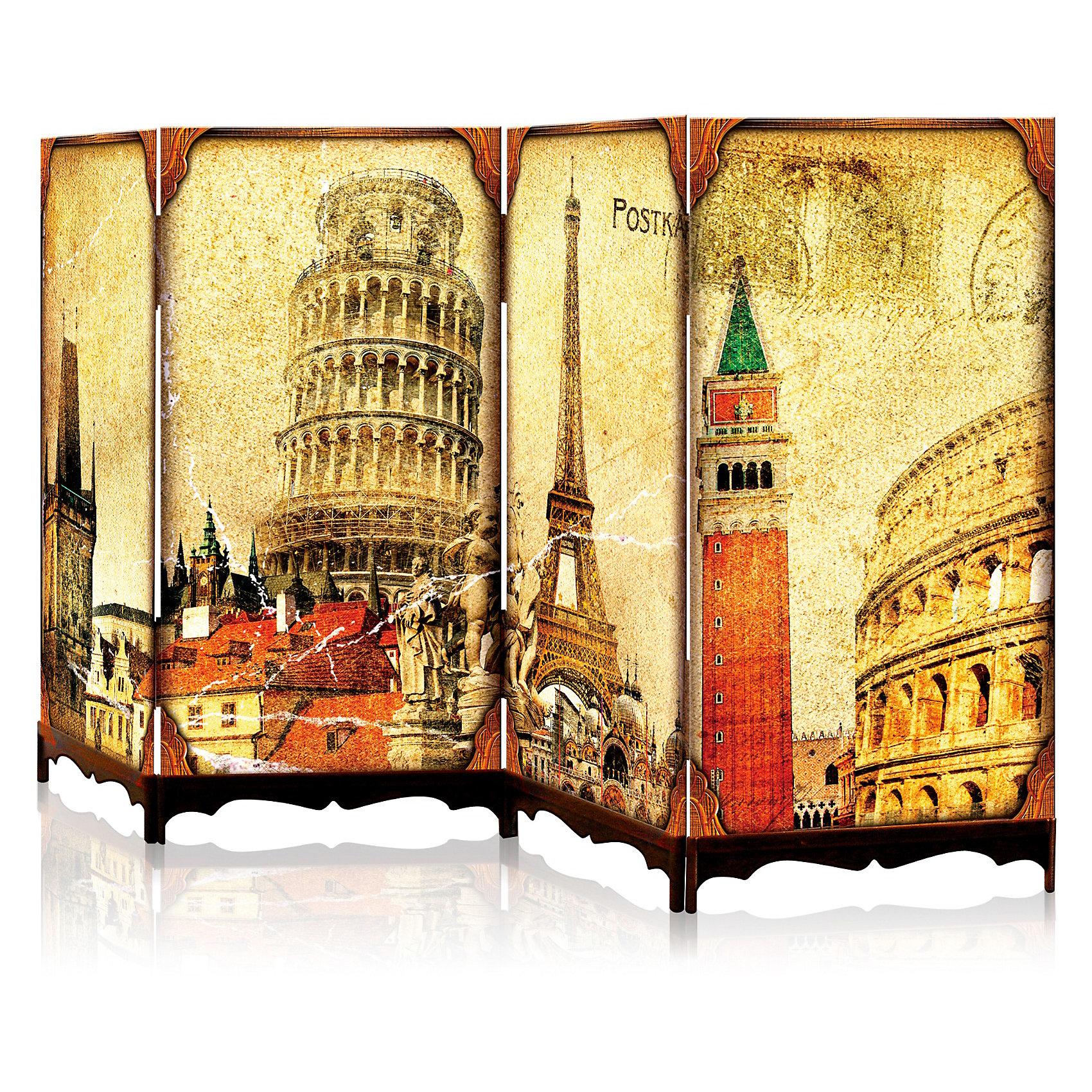 Пазл-ширма Архитектурные памятники, 462 детали, Pintoo