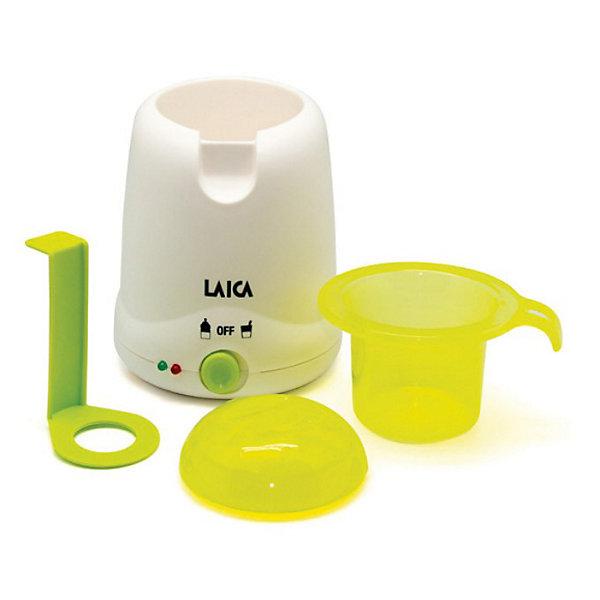Цифровой подогреватель BС1007 LAICAПодогреватели детского питания<br>Подогреватель детского питания LAICA ВС1007 - простой и функциональный подогреватель для бутылочек и баночек. Устройство работает в двух режимах нагрева в зависимости от типа питания - густое или жидкое. Нагрев ограничивается температурой 80°С. По завершению процесса нагрева прибор сигнализирует звуковым оповещением. Подогреватель работает от сети и рассчитан на одновременный подогрев одной бутылочки или одной баночки. Устройство будет особенно полезным для родителей, которые любят путешествовать вместе ребенком. Компактный размер подогревателя позволяет его взять с собой в дорогу, разместив в дорожной сумке, рюкзаке или в автомобиле.<br> <br>Дополнительная информация:<br><br>- В наборе: подогреватель детского питания, стаканчик с крышкой и лифт для извлечения бутылочек;<br>- 2 режима нагрева:<br> для жидкого (питания во всех типах бутылочек)<br> для густого питания (в баночках и контейнерах);<br>- Вместимость: 1 бутылочка или 1 баночка;<br>- Поддержание заданной температуры;<br>- Звуковой сигнал;<br>- Индикатор готовности;<br>- Температура нагрева до 80°С;<br>- Температура нагрева задается в зависимости от объема и консистенции питания;<br>- Размеры: 18 х 13 х 13 см;<br>- Вес: 500г<br><br>Цифровой подогреватель LAICA BС1007 можно купить в нашем интернет-магазине.<br><br>Ширина мм: 150<br>Глубина мм: 140<br>Высота мм: 190<br>Вес г: 590<br>Возраст от месяцев: 0<br>Возраст до месяцев: 36<br>Пол: Унисекс<br>Возраст: Детский<br>SKU: 3593310