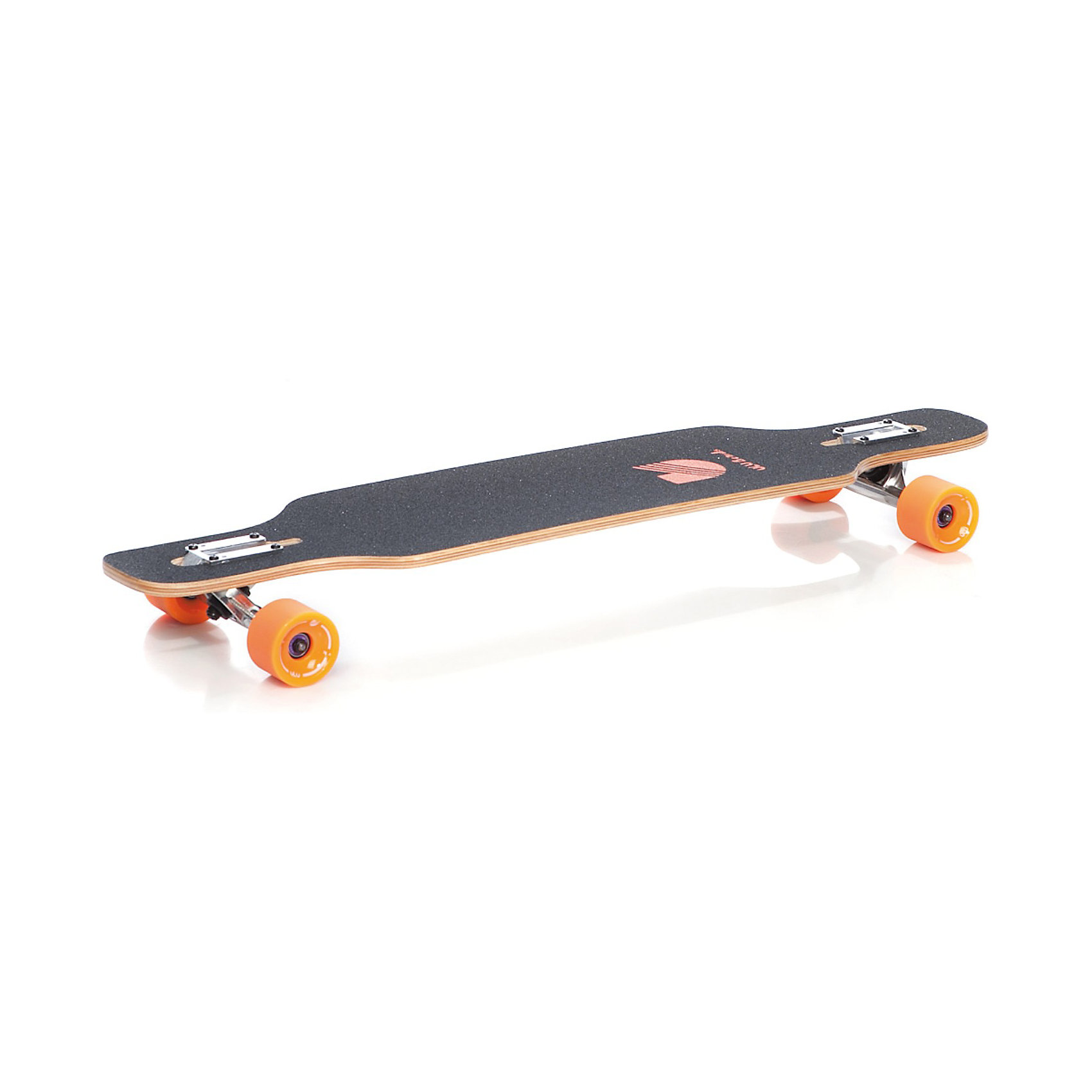 Лонгборд PixelСкейтборды и лонгборды<br>Лонгборд - разновидность скейтборда с удлиненной доской и колесной базой, повышенной устойчивостью и улучшенными ходовыми качествами. Лонгборд Pixel это новая усовершенствованная модель, идеально подходящая для комфортного перемещения в городской среде. Доска отличается оригинальным дизайном и повышенной аэродинамикой, изготовлена из экологичного материала: пять слоев канадского клена, верхний и нижний слой - бамбук.<br><br>SHR полиуретановые литые колеса с амортизаторами и алюминиевыми подвесками очень удобны для катания. Верхнее покрытие доски - шкурка (80S), имеется логотип.<br><br>Дополнительная информация:<br><br>- Материал: металл, пластмасса, резина.<br>- Диаметр колес: 7 ? 5,1 см. <br>- Жесткость колес: 78А.<br>- Подшипники: ABEC-7 RS.  <br>- Размер доски: 101 ? 22,9 см. <br>- Вес: 3,9 кг. <br><br>Лонгборд Pixel можно купить в нашем интернет-магазине.<br><br>Ширина мм: 1016<br>Глубина мм: 229<br>Высота мм: 150<br>Вес г: 3900<br>Возраст от месяцев: 84<br>Возраст до месяцев: 192<br>Пол: Унисекс<br>Возраст: Детский<br>SKU: 3597002