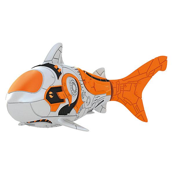 РобоРыбка Акула, RoboFishРоборыбки<br>Тропическая РобоРыбка Акула, ZURU (Зуру) – это высокотехнологичная инновационная игрушка, имитирующая движения и повадки рыбы в воде.<br>Тропическая РобоРыбка Акула выглядит как настоящая и двигается словно живая! Для РобоРыбки нужна только ёмкость с водой, и никакого ухода! Автоматический датчик, активирует рыбку в воде. Мягкий силиконовый хвост и электромагнитный мотор позволит ей двигаться в 5 различных направлениях: влево, вправо, вперед, вверх или вниз. Ультразвуковая герметизация на 100% защитит внутренности от проникновения воды. РобоРыбка повторяет повадки настоящих рыб: опускается на дно и всплывает на поверхность, сбивается в стаи с другими роборыбками, трется о стенки аквариума, меняет скорость движения, оплывает преграды. Внутри рыбки в крышке под батарейками находится специальный грузик, регулирующий глубину ее погружения. Для того, чтобы рыбка перестала двигаться нужно достать её из воды и насухо вытереть. Хранить РобоРыбку можно на специальной подставке, которая есть в комплекте. Игрушка выполнена из материалов абсолютно безопасных для здоровья.<br><br>Дополнительная информация:<br><br>- Возраст: для детей от 3 лет<br>- В комплекте: 1 рыбка, подставка, 4 батарейки (две установлены в игрушку и 2 запасные)<br>- Батарейки: тип RL44(A76)<br>- Размер рыбки: 7,5 x 2,0 x 3,5 см.<br>- Материал: пластик с элементами металла и резины<br>- Вес в упаковке: 72 г.<br>- Размер упаковки: 20 x 6,5 x 5 см.<br><br>Тропическая РобоРыбка Акула, ZURU (Зуру) - заведите себе аквариум, обитатели которого порадуют и развлекут Вас своими забавными повадками и при этом совсем не потребуют никакого ухода!<br><br>Тропическую РобоРыбку Акула, ZURU (Зуру) можно купить в нашем интернет-магазине.<br><br>Ширина мм: 435<br>Глубина мм: 240<br>Высота мм: 405<br>Вес г: 217<br>Возраст от месяцев: 48<br>Возраст до месяцев: 96<br>Пол: Унисекс<br>Возраст: Детский<br>SKU: 3609993