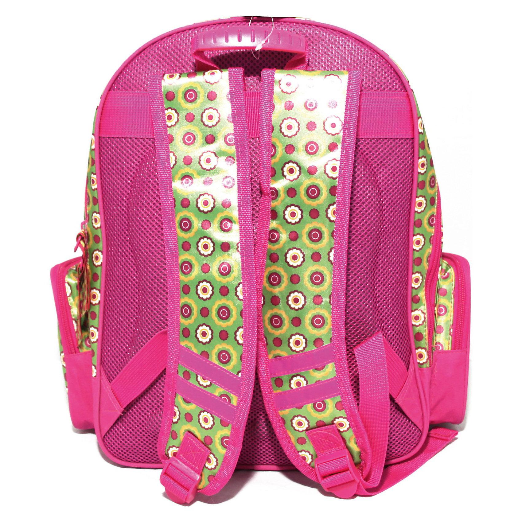Рюкзак с EVA-спинкой Маленькая Модница, Маша и Медведь от myToys