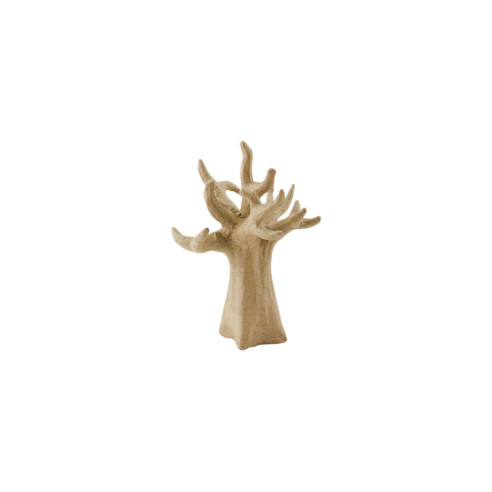 Дерево, папье-маше, DECOPATCHЗаготовка из папье-маше для декорирования: Дерево. Для декора этого замечательного дерева можно использовать акриловые краски, цветную бумагу, так же можно применить технику Декупаж. Декорированное дерево украсит самый изысканный интерьер и прекрасно подойдет для эксклюзивного подарка. Для получения более насыщенного и яркого цвета перед началом работы используйте грунт. Заготовки из папье-маше можно смело раскрасить акриловыми красками, обклеить бумагой (техника декопатч, декупаж), покрыть мозаикой, декорировать стразами, лентами, бусинами. Витое дерево с красивыми ветками открывает неограниченные возможности для проявления Ваших декораторских талантов!<br><br>Дополнительная информация:<br><br>- Деревоиз папье-маше;<br>- Идеальная основа для декорирования;<br>- Можно применять разные техники декорирования;<br>- Размер заготовки: 31 х 16,5 х 4,5 см;<br>- Вес: 150 г<br><br>Дерево /папье-маше/ 31х16,5х4,5 см, можно купить в нашем интернет-магазине.<br><br>Ширина мм: 55<br>Глубина мм: 140<br>Высота мм: 205<br>Вес г: 150<br>Возраст от месяцев: 36<br>Возраст до месяцев: 216<br>Пол: Унисекс<br>Возраст: Детский<br>SKU: 3624879
