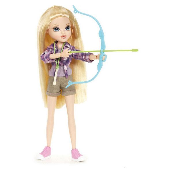 Кукла Эйвери Юные скауты, MoxieБренды кукол<br>Кукла Эйвери Юные скауты, Moxie (Мокси) – это очаровательная кукла, которая станет отличным подарком для вашей девочки.<br>У каждой девчонки Moxie свое увлечение, что отражается в ее аксессуарах. Эйвери участвует в чемпионатах по стрельбе из лука. В комплекте с куклой лук, из которого можно выпускать стрелы. У куклы длинные светлые волосы и одета она в шортики и рубашку. С куклой Эйвери ваша девочка сможет придумать много разнообразных сюжетов для игры.<br><br>Дополнительная информация:<br><br>- Возраст: для детей от 5 лет<br>- В наборе: кукла, одежда, обувь, лук, стрелы, бинокль, аксессуары<br>- Высота куклы: 27 см.<br><br>Куклу Эйвери Юные скауты, Moxie (Мокси) можно купить в нашем интернет-магазине.<br><br>Ширина мм: 230<br>Глубина мм: 70<br>Высота мм: 315<br>Вес г: 330<br>Возраст от месяцев: 36<br>Возраст до месяцев: 144<br>Пол: Женский<br>Возраст: Детский<br>SKU: 3624973