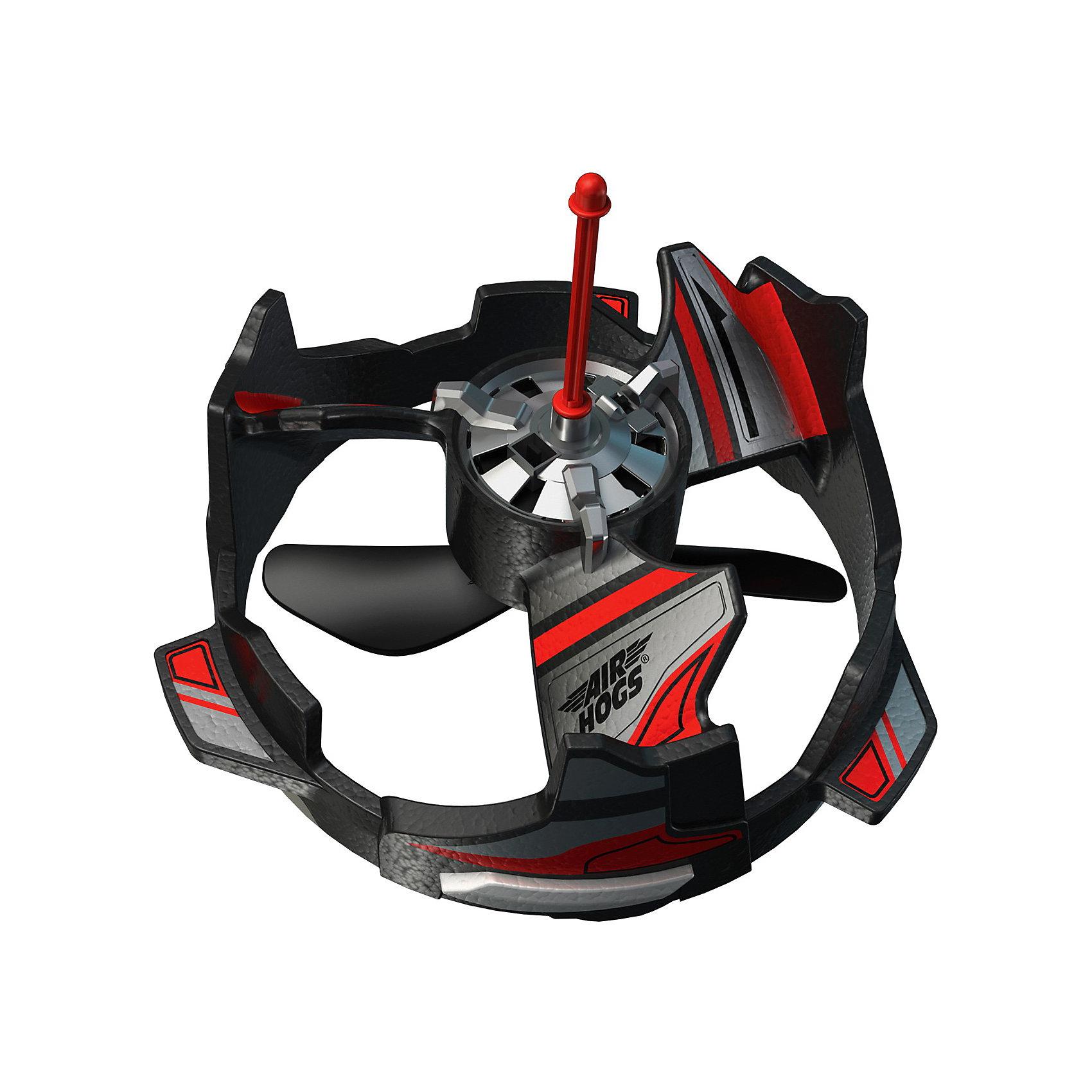 Летающая тарелка, новая версия,  AIR HOGSЛетающая тарелка с новым дизайном и улучшенным полетом. Тарелка самостоятельно летает на определенном расстоянии от поверхности. Игрушка снабжена сенсором, который контролирует расстояние и не позволяет ей упасть. Высоту полёта можно контролировать руками, ладошками, ногами и даже головой. Не радиоуправлении. Игрушка безопасна для использования: пропеллер можно остановить рукой. Ударопрочный лёгкий корпус Тарелки не позволяет игрушке разбиться или нанести вред окружающим. Батарейки в комплект не входят (6шт). Время зарядки 20-30 минут, время игры примерно 5 минут.<br><br>Ширина мм: 258<br>Глубина мм: 236<br>Высота мм: 91<br>Вес г: 324<br>Возраст от месяцев: 96<br>Возраст до месяцев: 156<br>Пол: Мужской<br>Возраст: Детский<br>SKU: 3629364