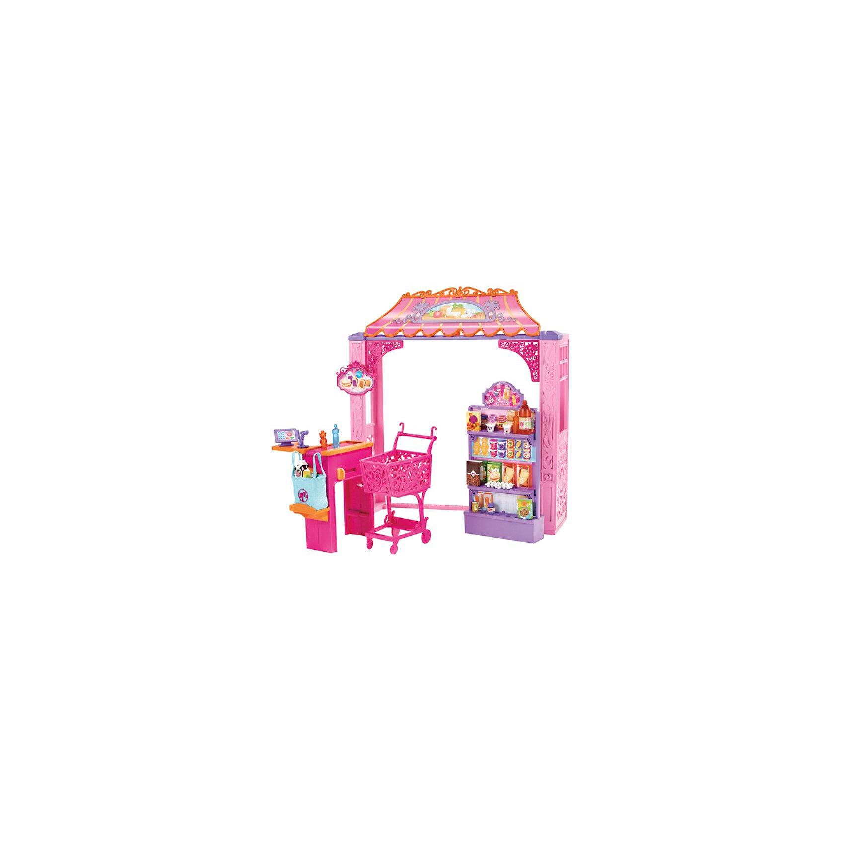 Продуктовый магазин, Barbie