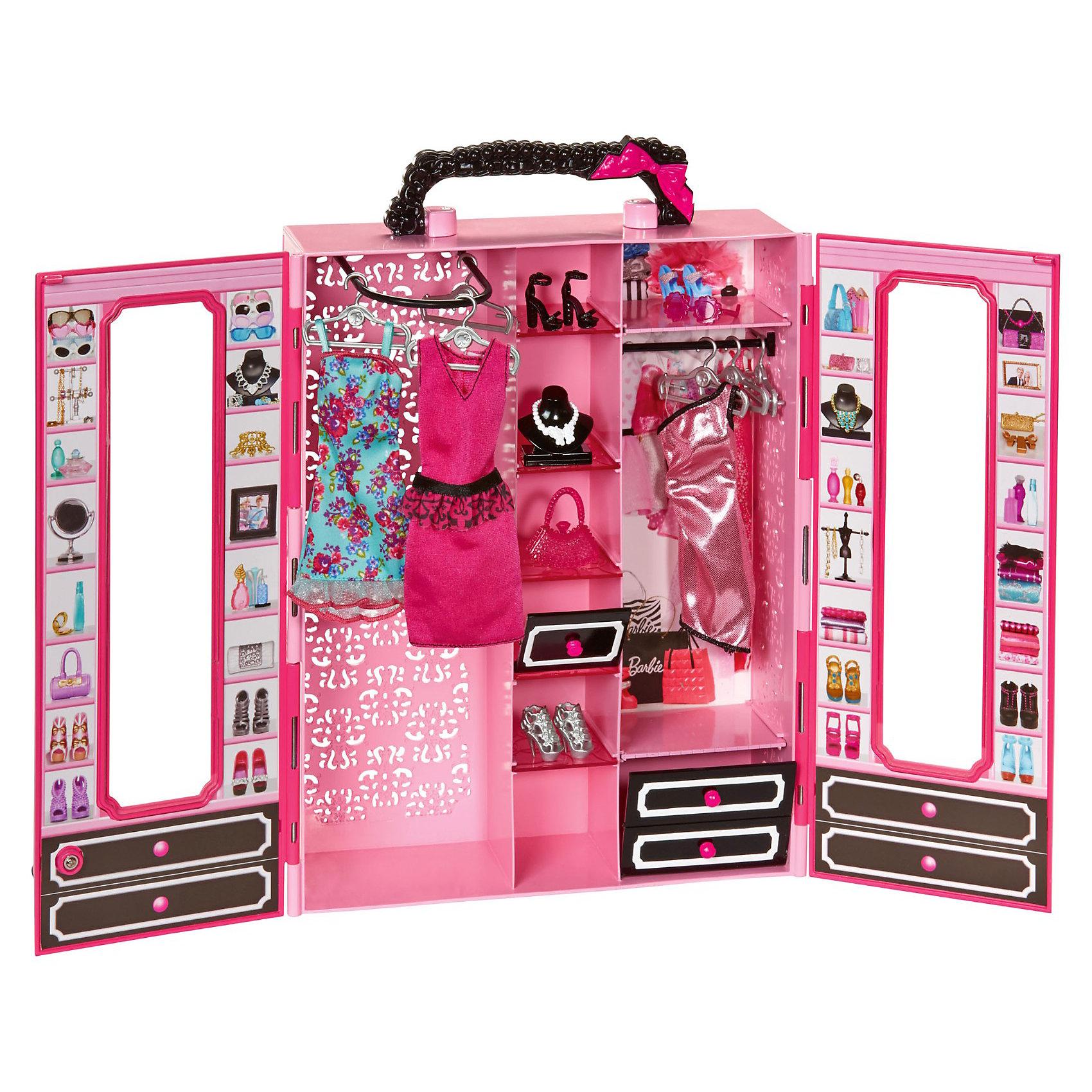 Торговый автомат с модной одеждой, Barbie