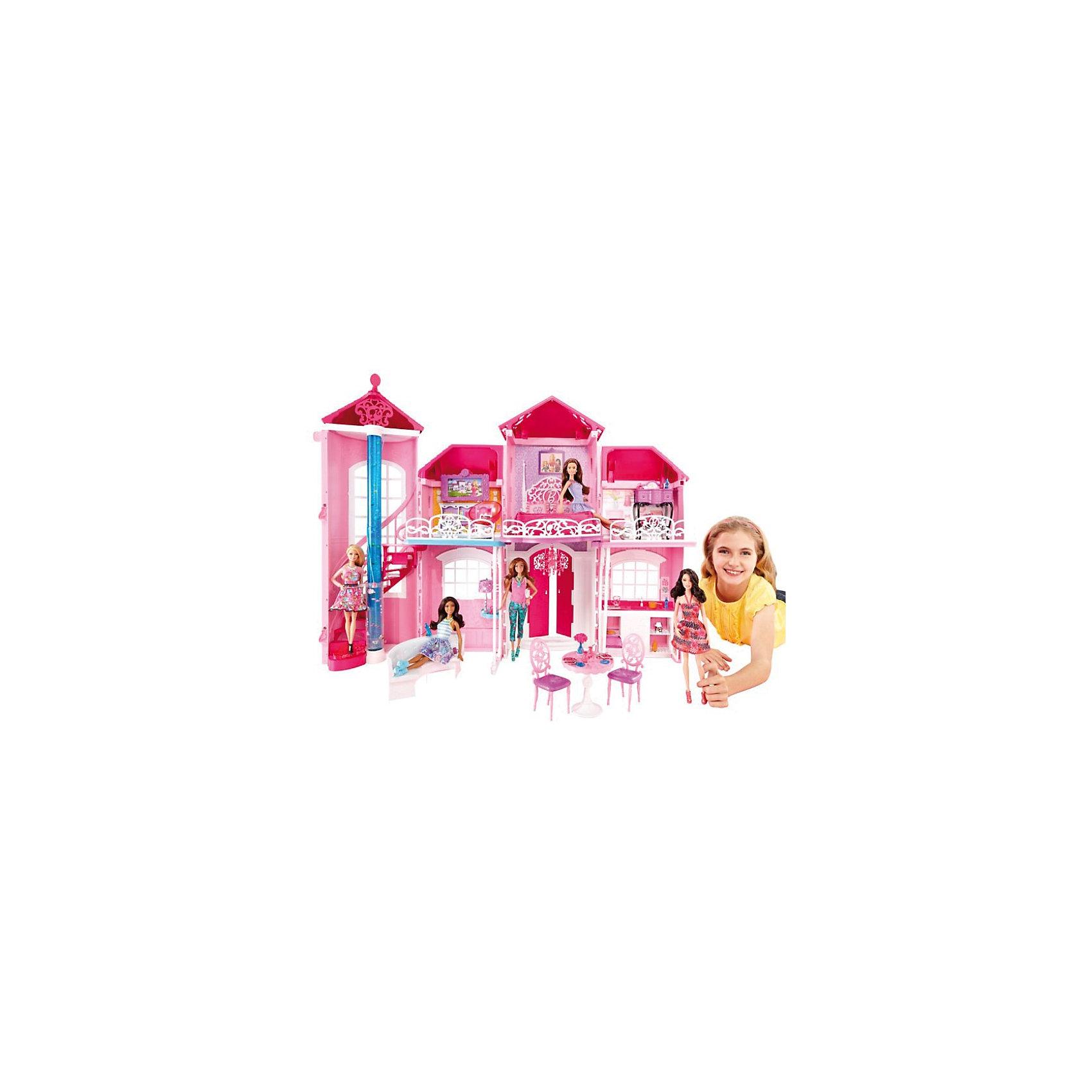 Новый дом в Малибу, Барби